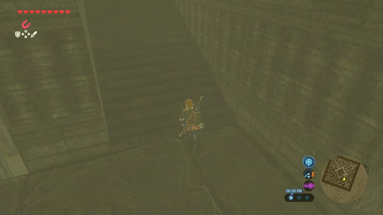 Zelda Breath Of The Wild Guide Qaza Tokki Shrine Trial