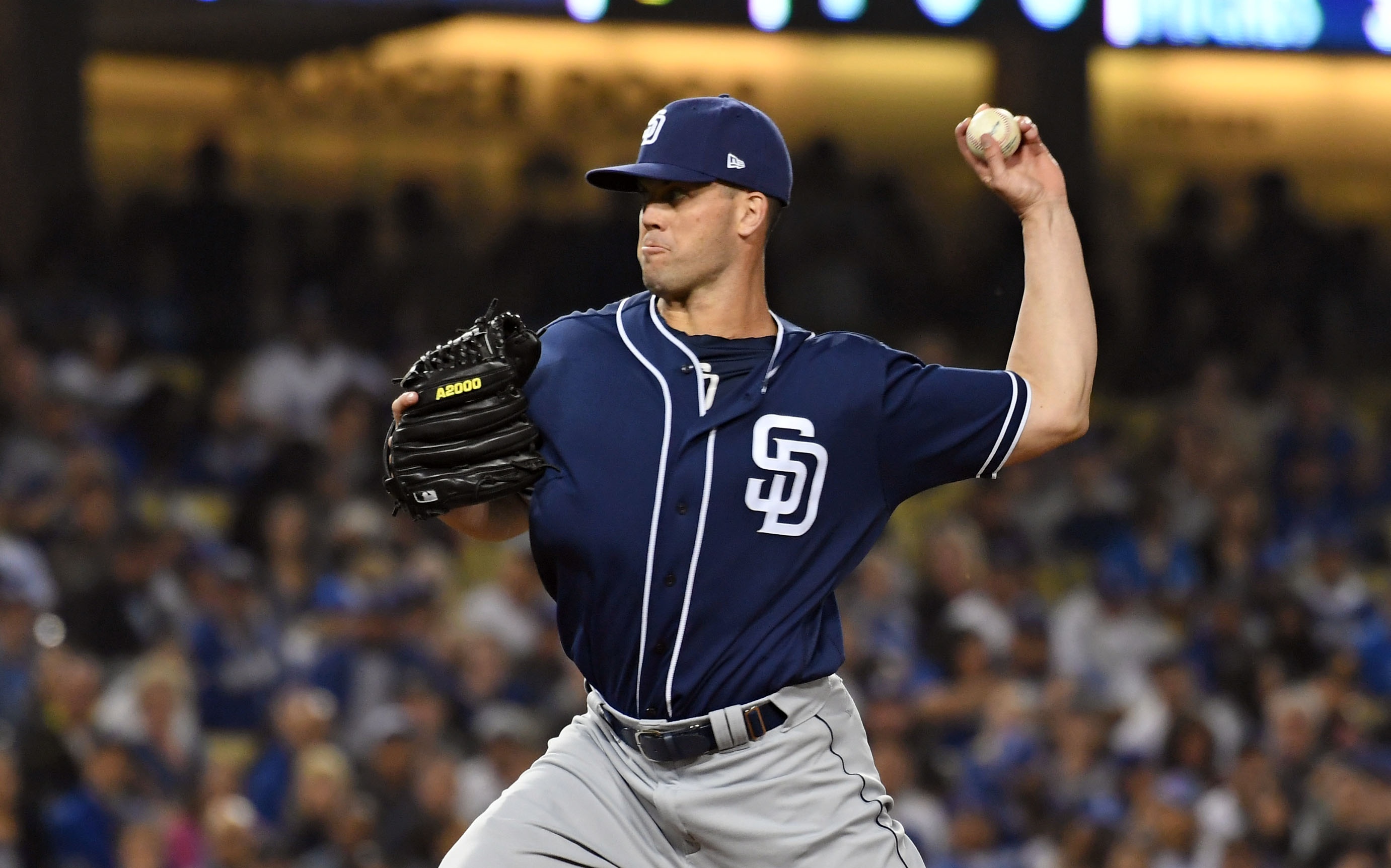 Margot, Solarte lead Padres to 7-6 win over Giants
