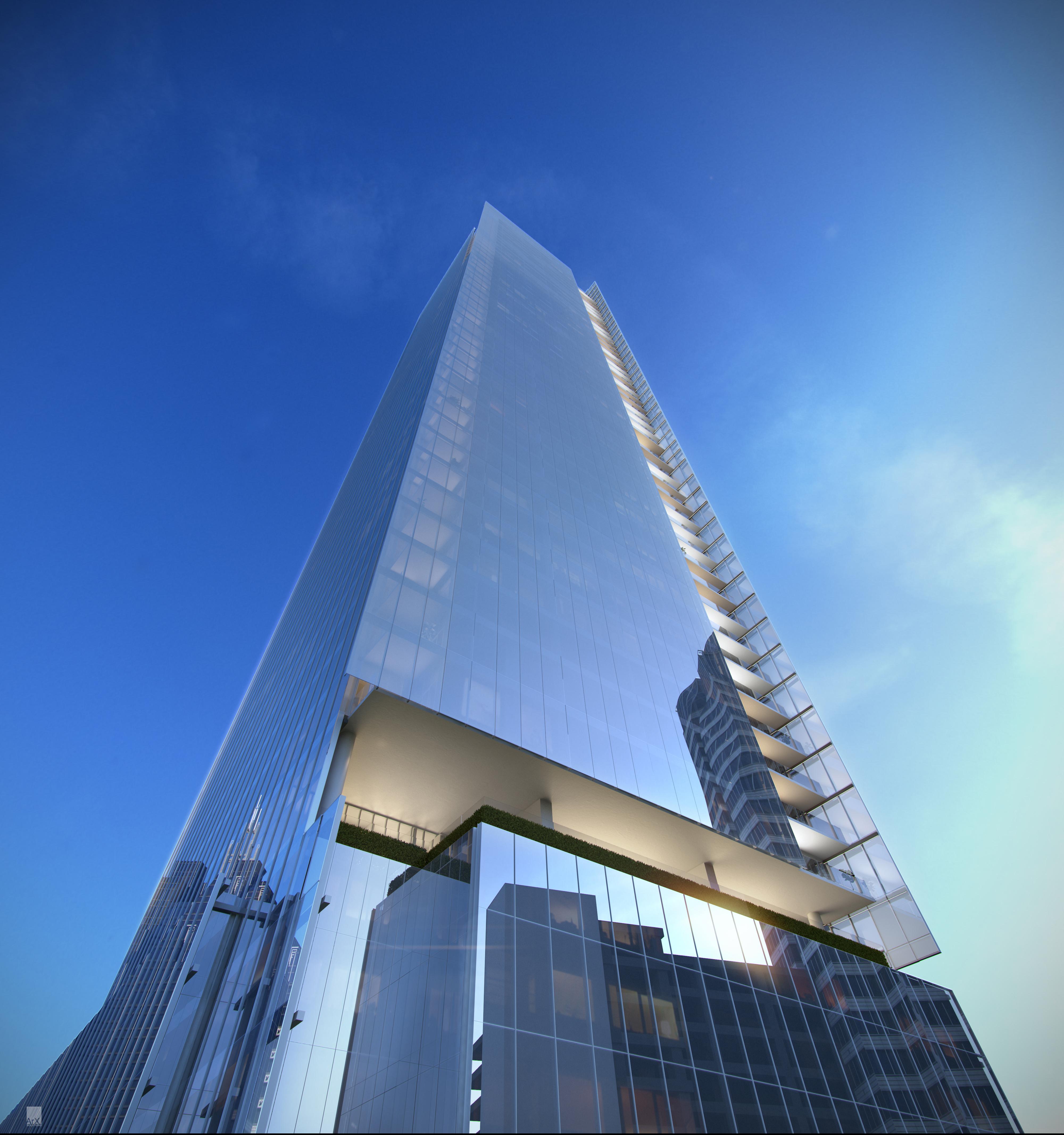 No2 Opus Place Exclusive: Renderings, Details For Atlanta