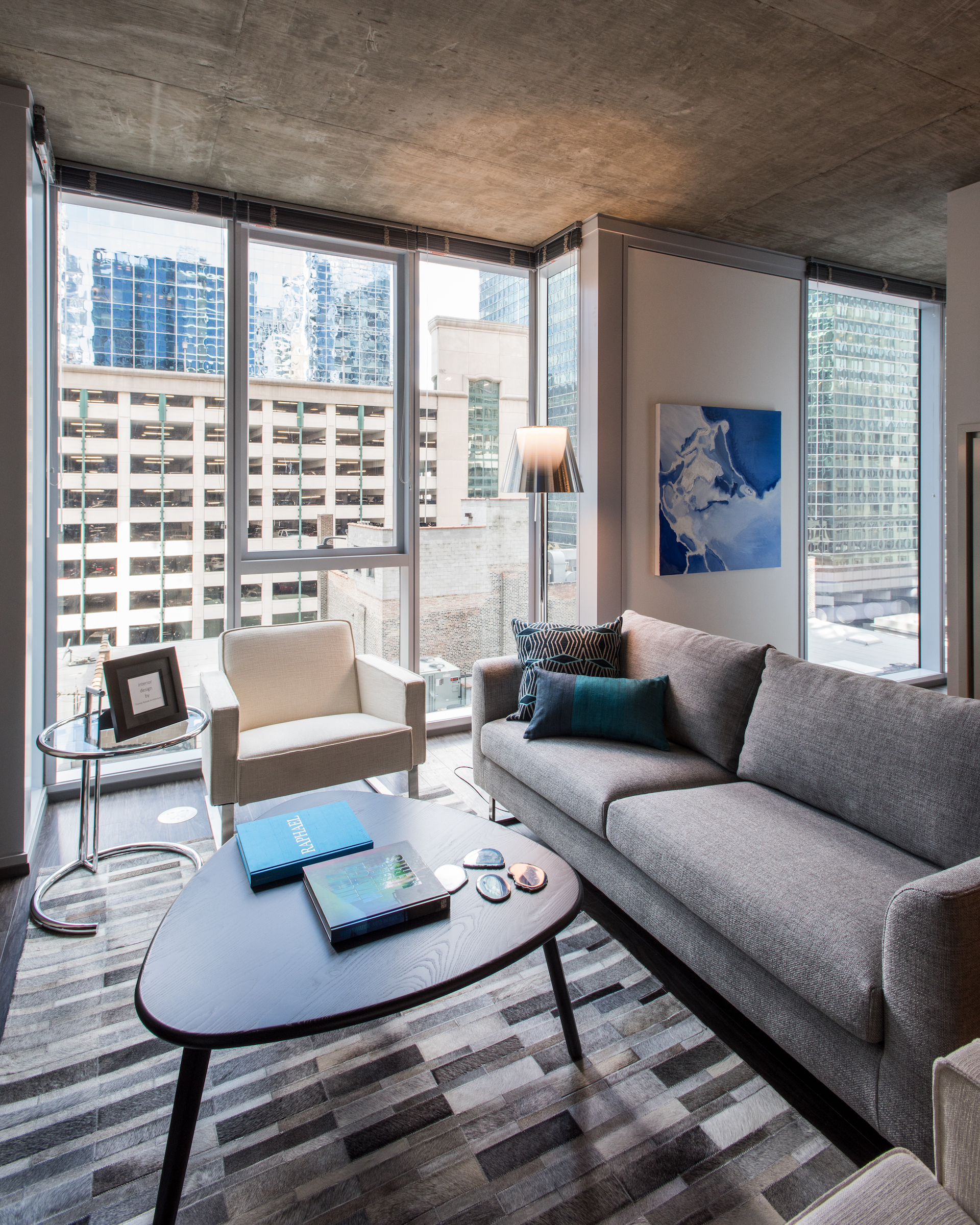 Inside The Loop's New Linea Apartment Tower