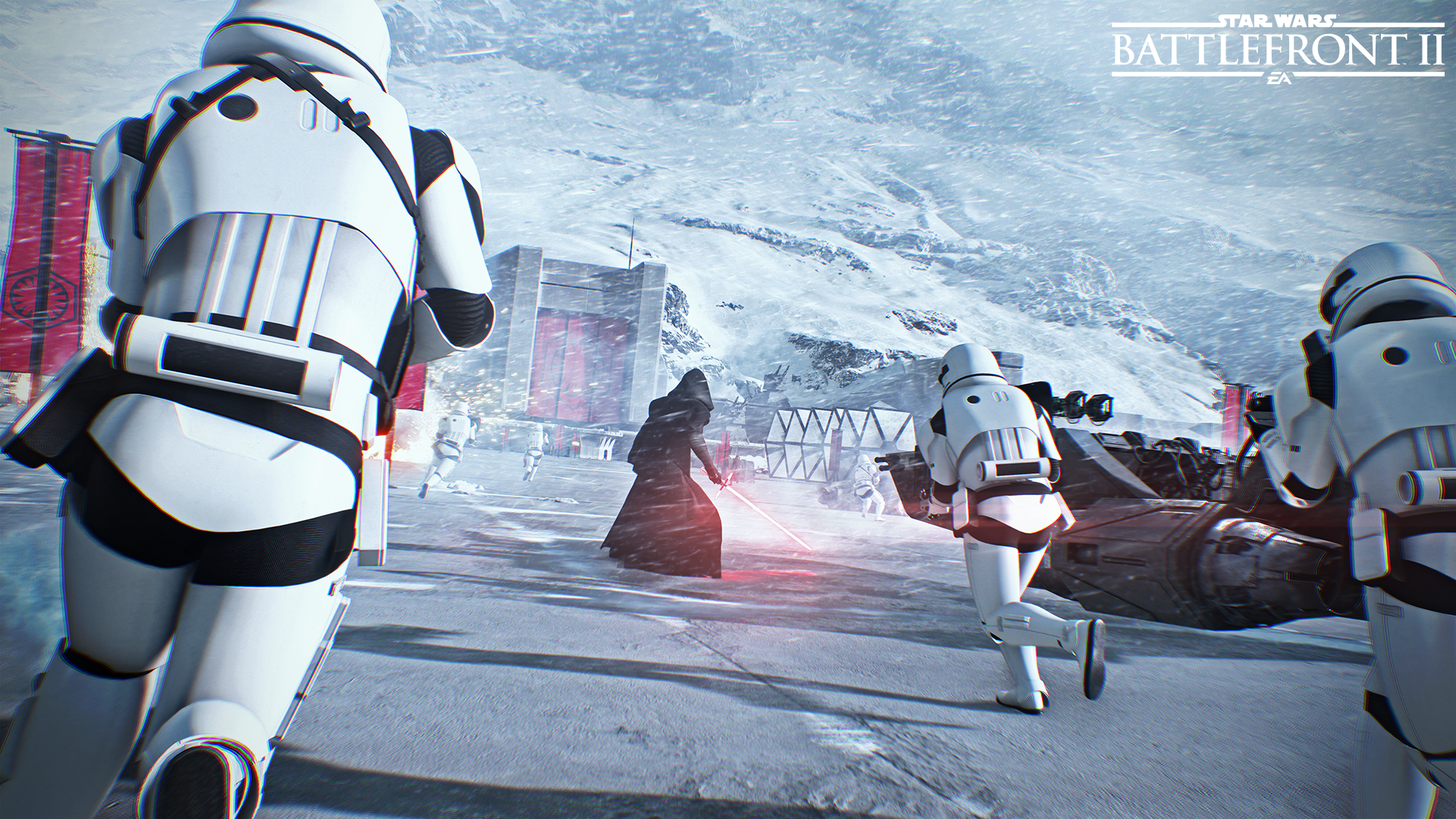 Star Wars Battlefront II's Split-Screen Co-Op Will Be Console-Only