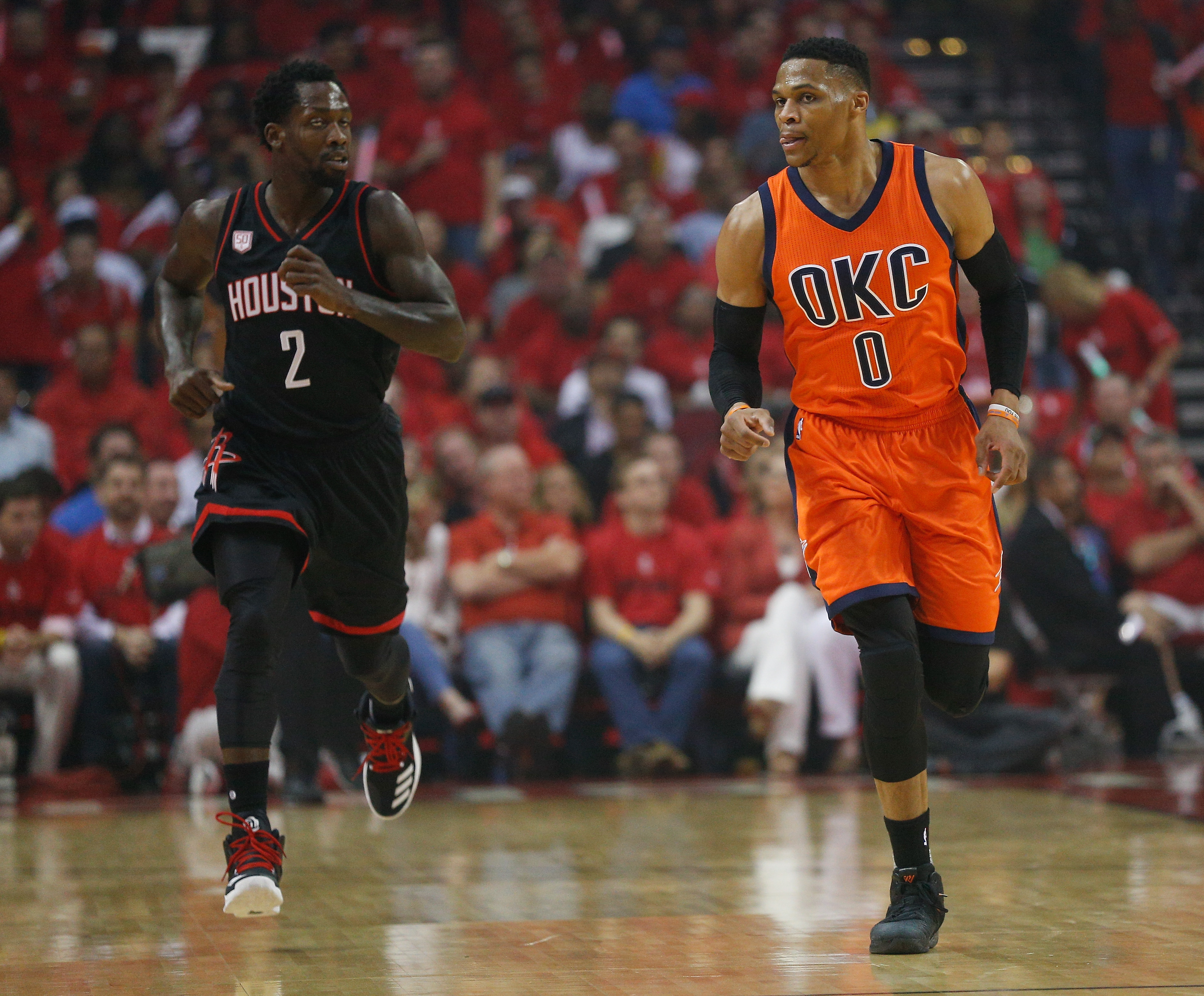 Thunder Prepare For Take-off, Look To Leave Game One Troubles Behind
