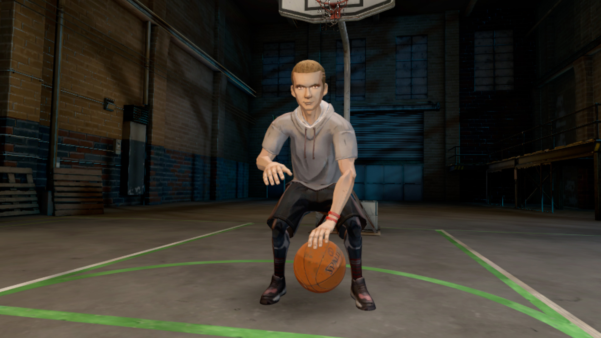 Got Handles - The Professor dribbling
