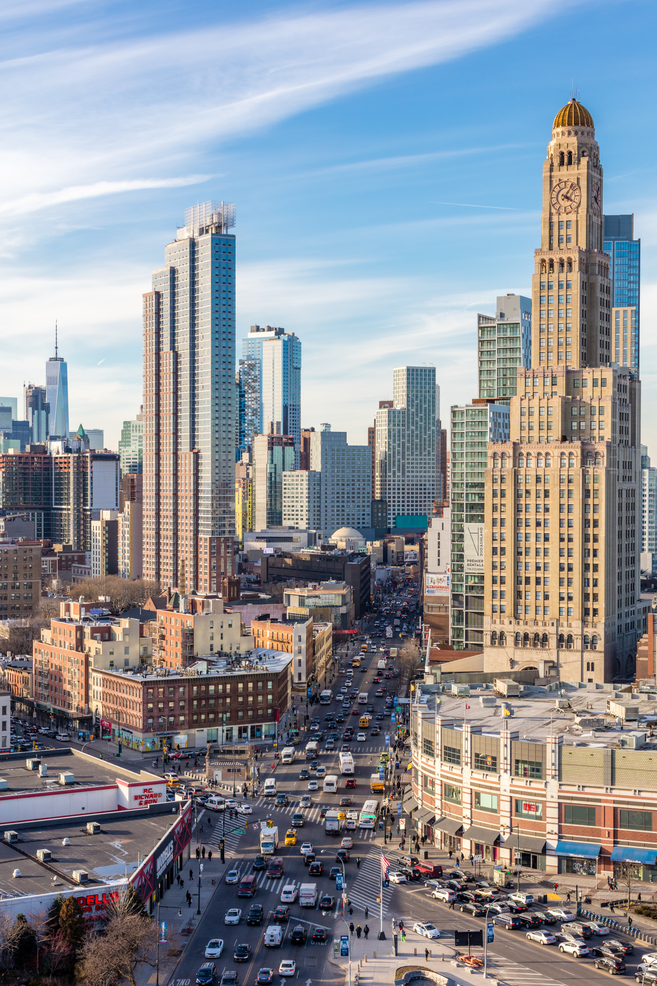 Brooklyn S Tallest Building Hub Tries To Live Up To Its