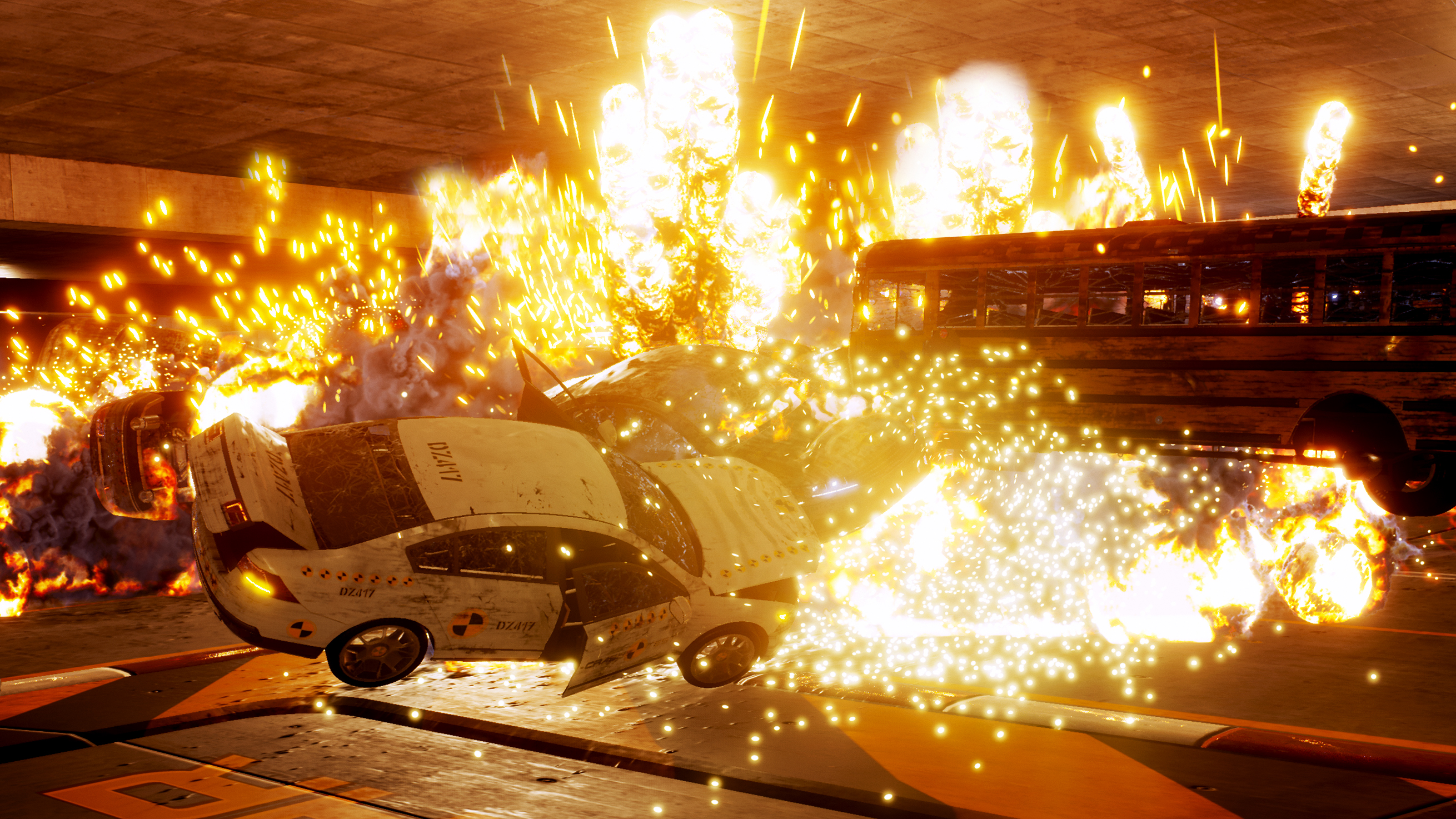 Burnout 3's Crash Mode Inspired This New Game From Ex-Criterion Founders
