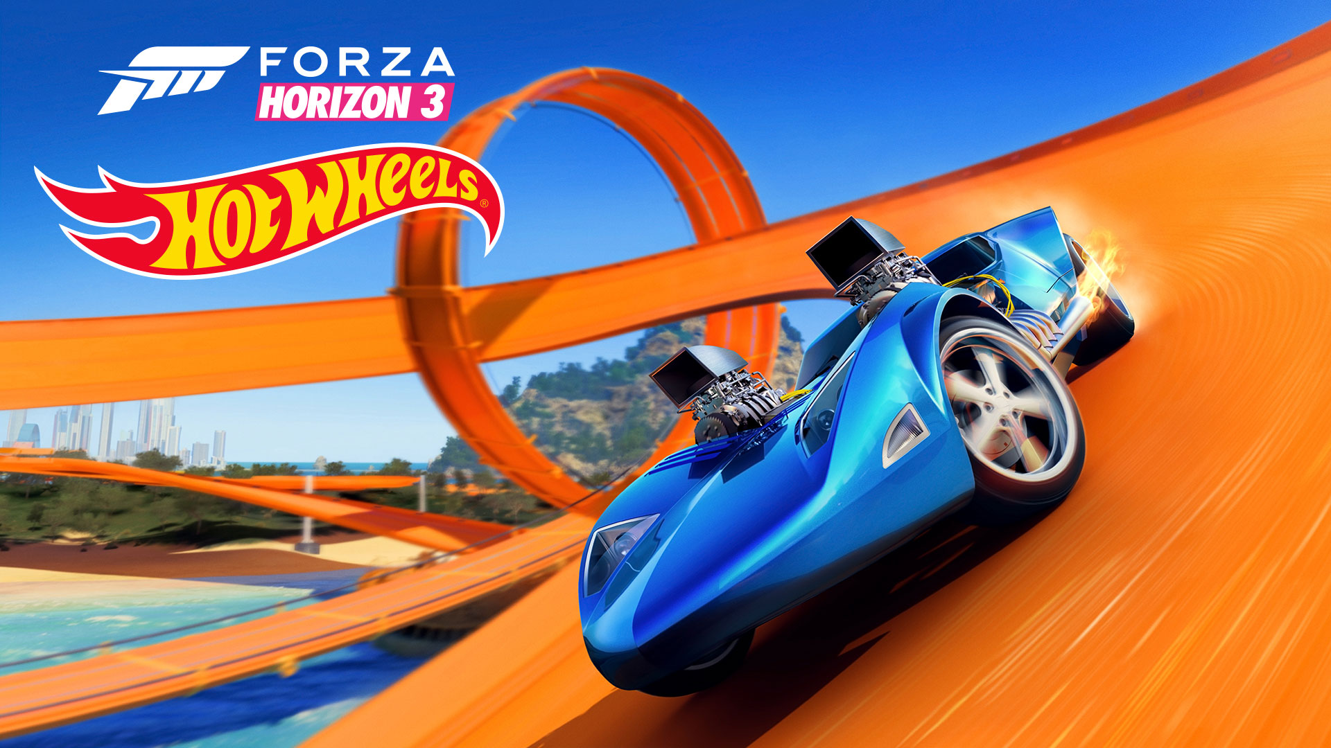 forza horizon 3 u2019s getting a cool hot wheels expansion Hit Rod Hot Rod Cartoons Clip Art