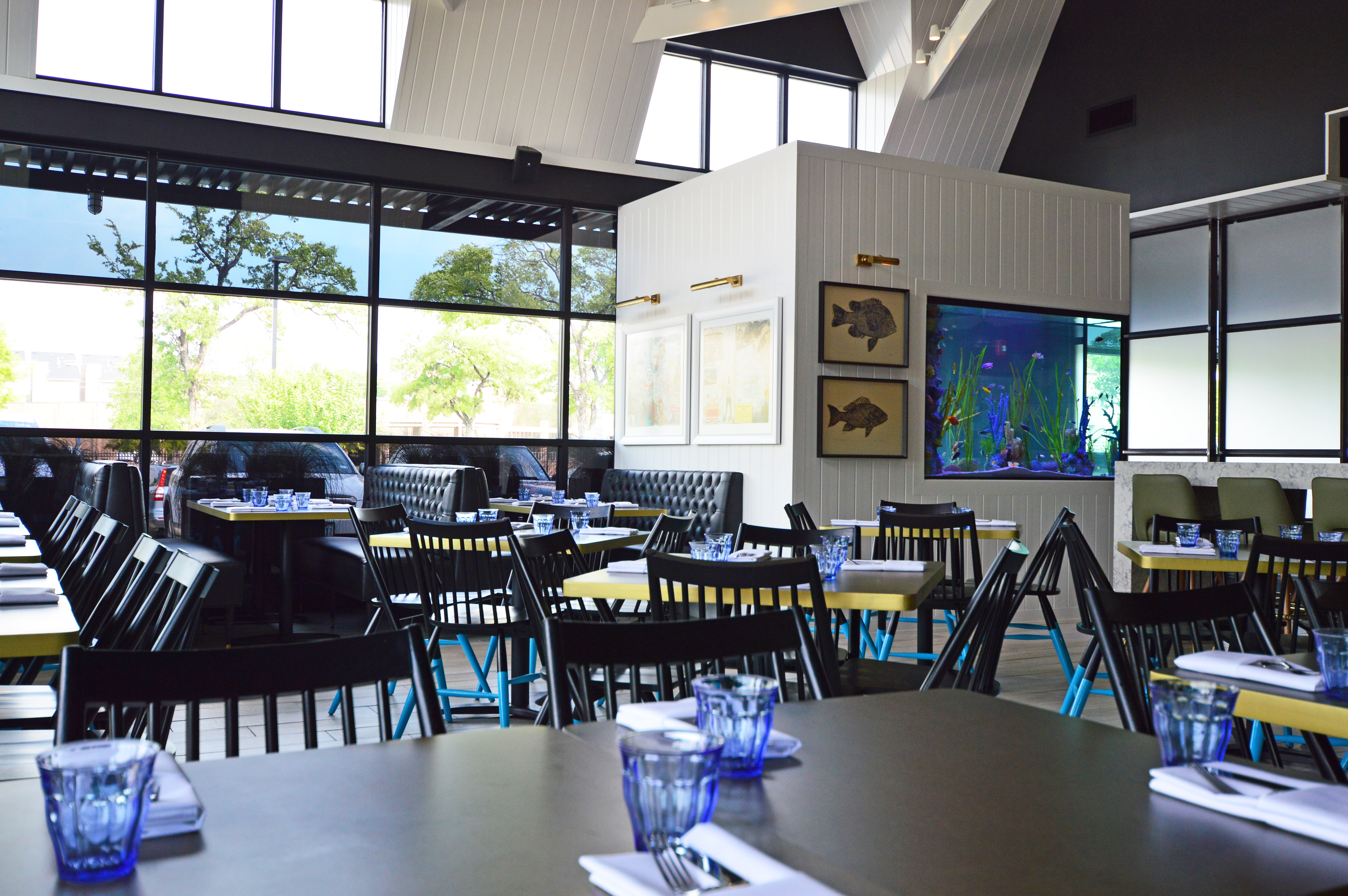 Starfish Restaurant Houston Menu