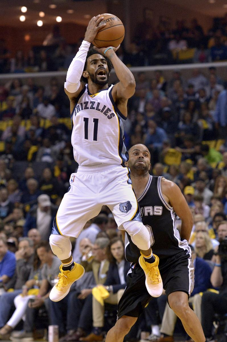 mike conley - photo #31