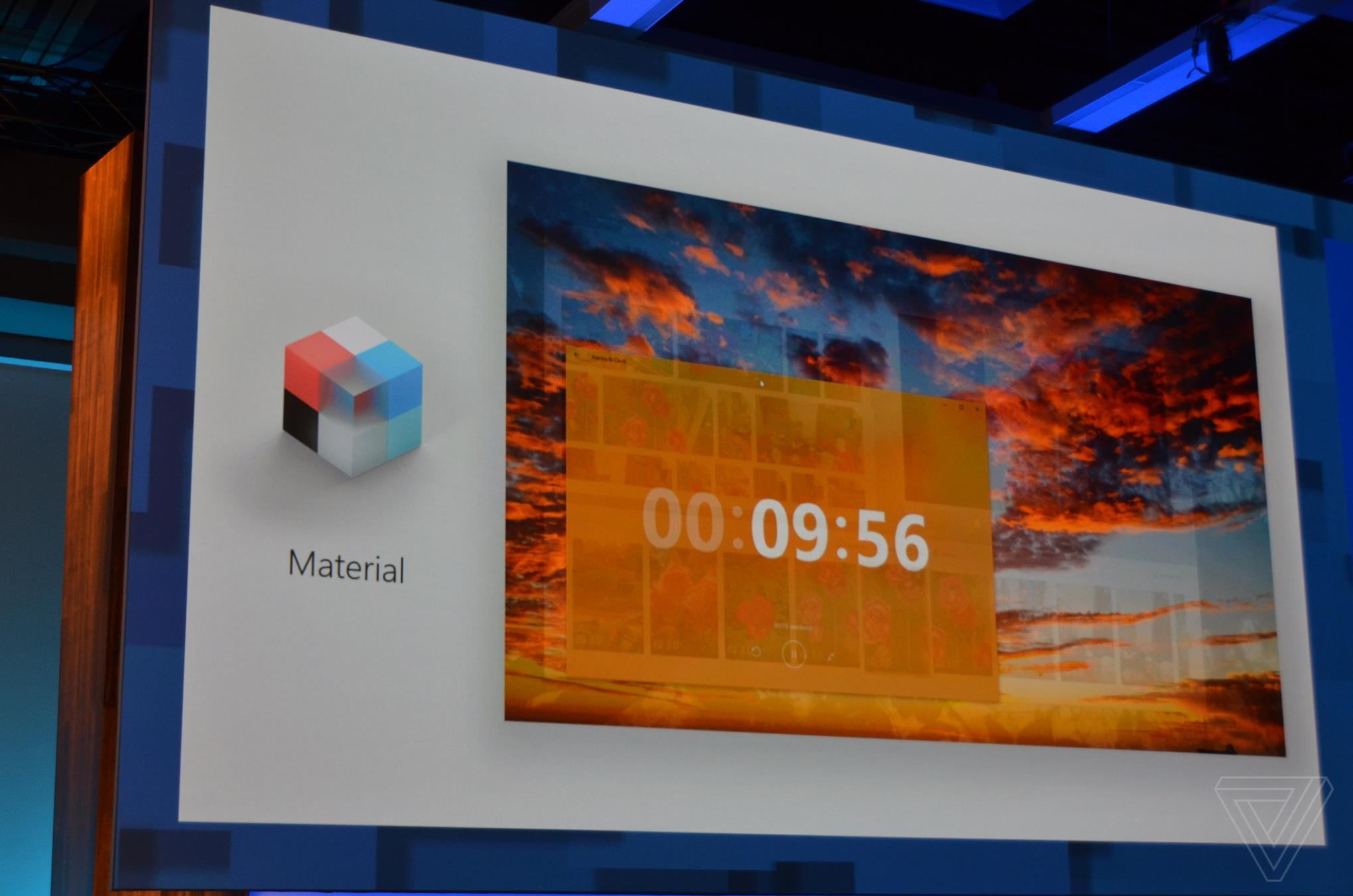 Vrg on Windows 10 Ui Design