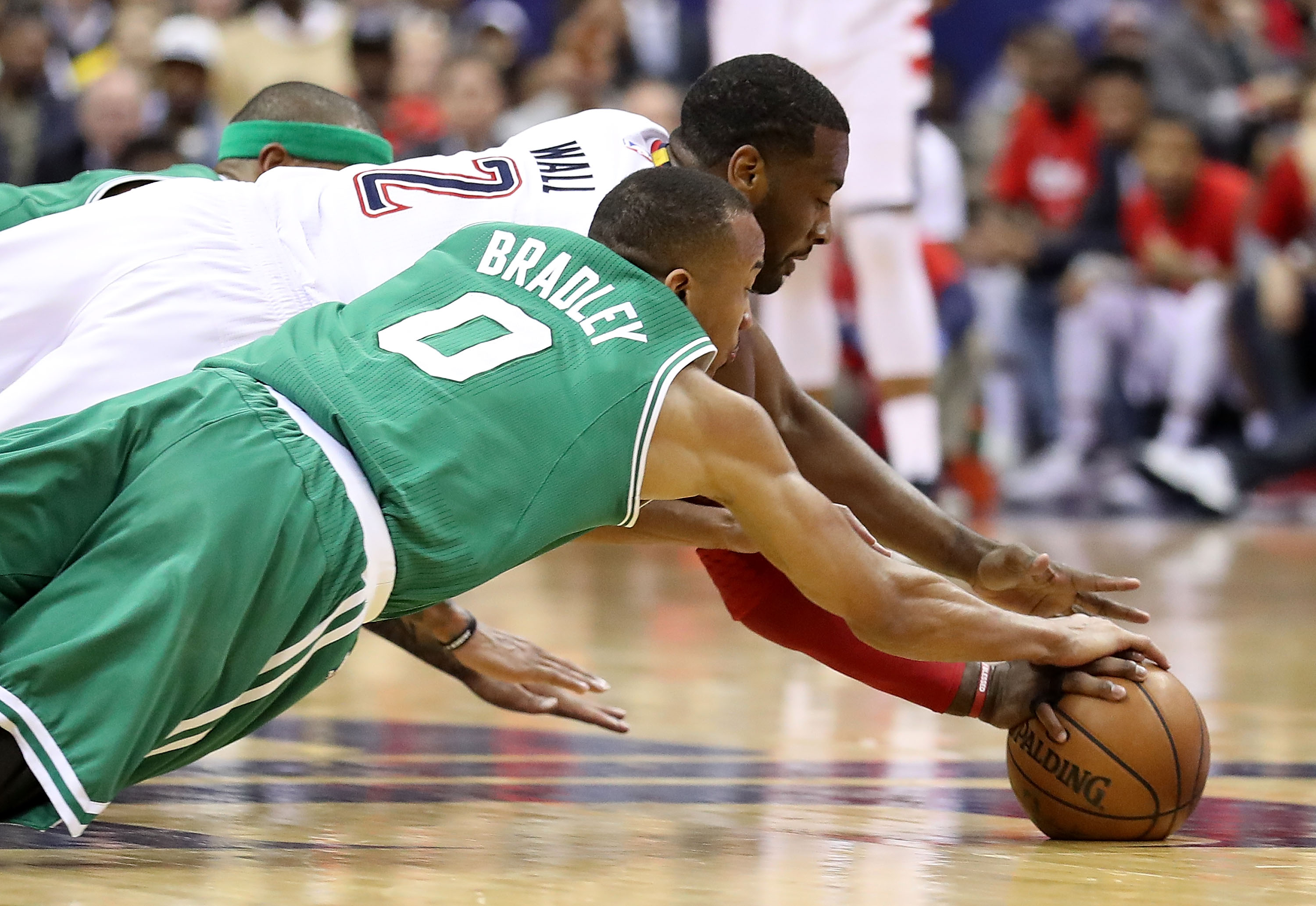 The weirdness of the Celtics-Wizards series would make David Lynch proud