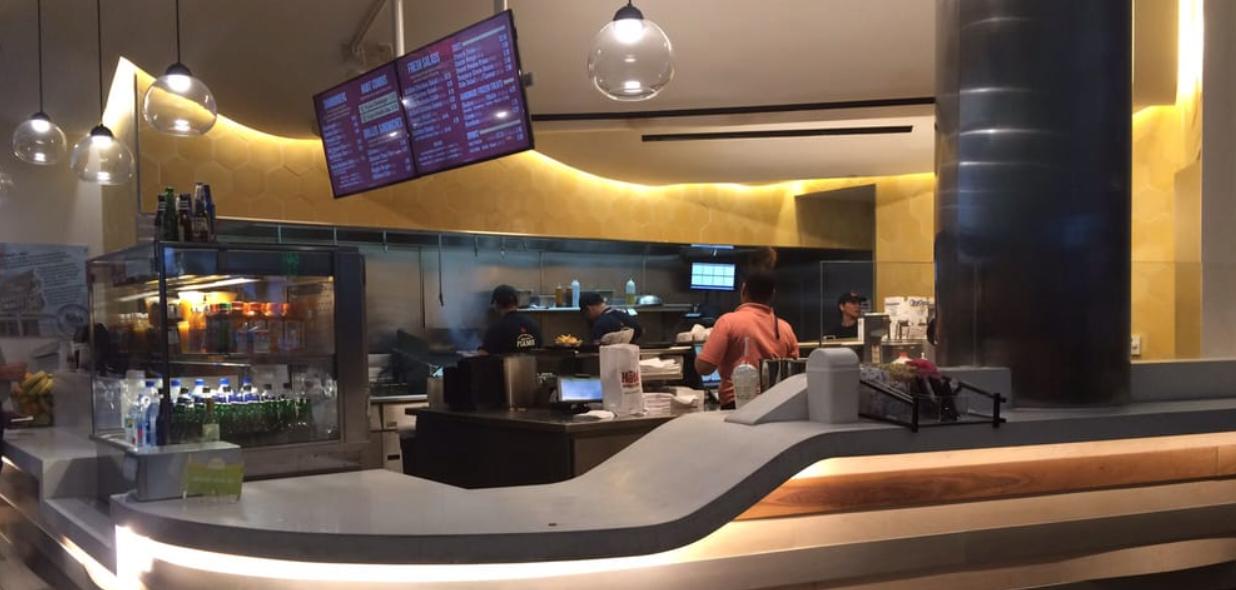 California Pizza Kitchen Asap Lax
