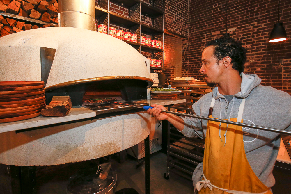 Look Inside White Pie A New Pizza Palace In Uptown