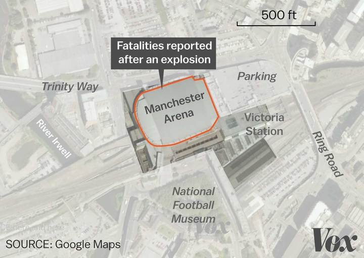 Manchester attack: Extra police on duty in London