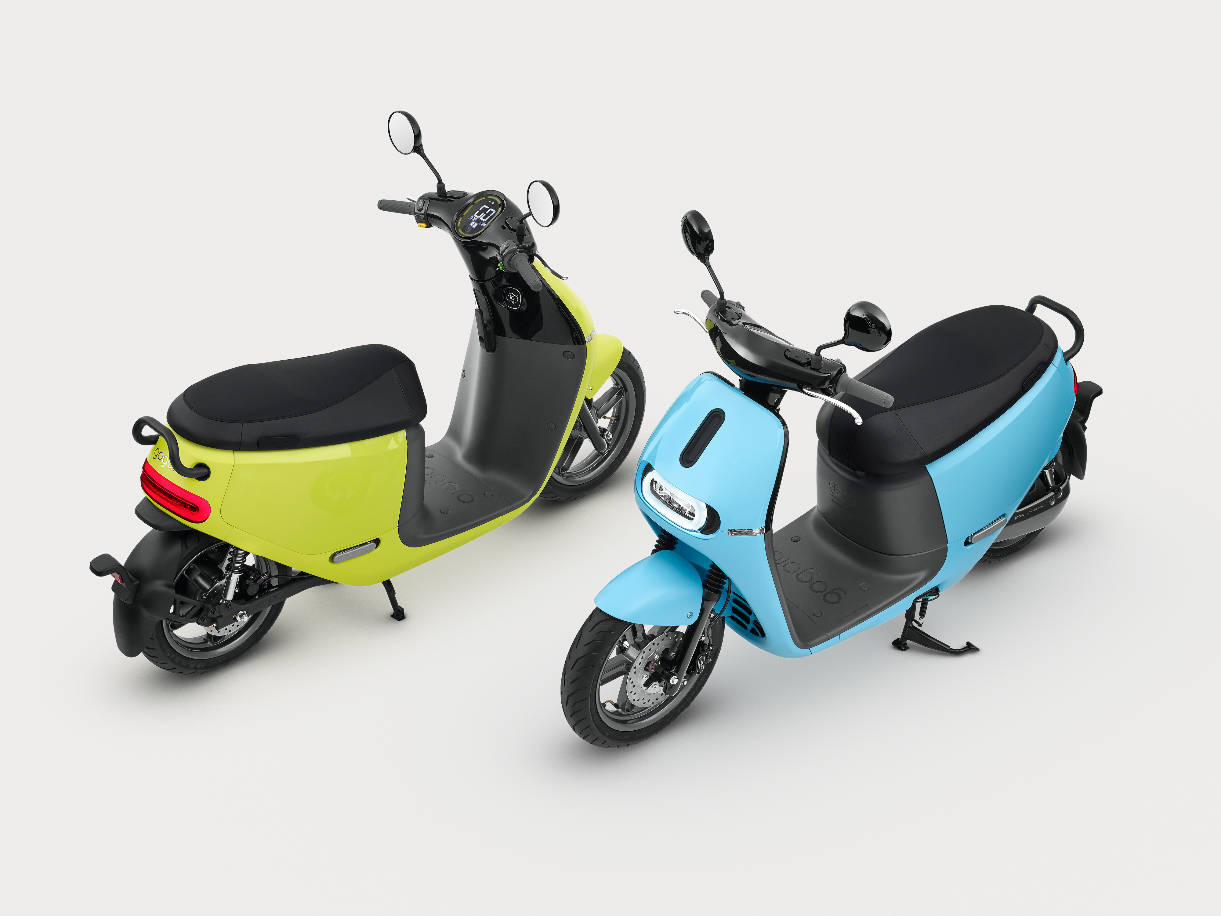 Gogoro's colorful new electric scooter is twice as cheap but