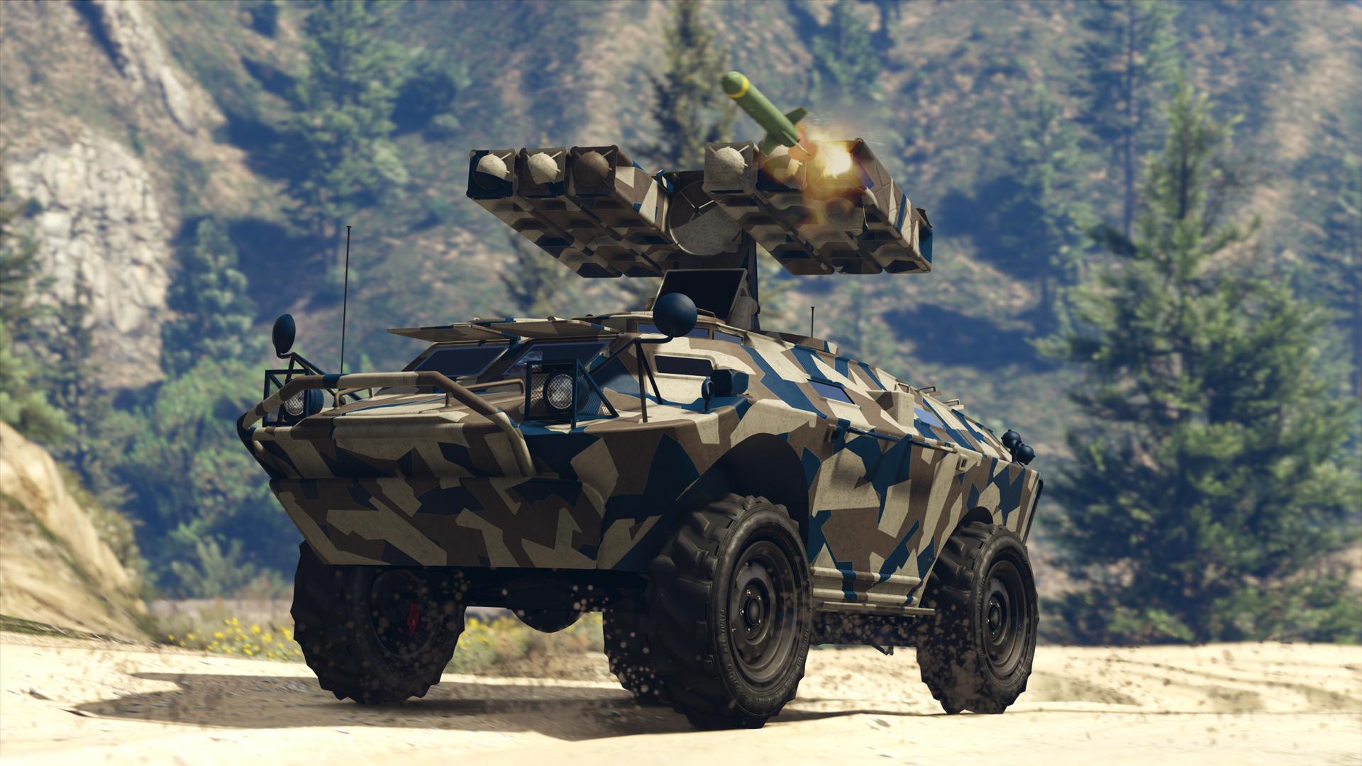 gta online�s gunrunning update introduces arms trafficking