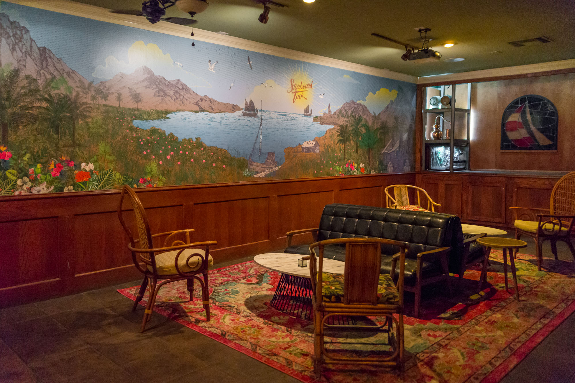 Ahoy There A Look Inside Starboard Tack Eater Vegas