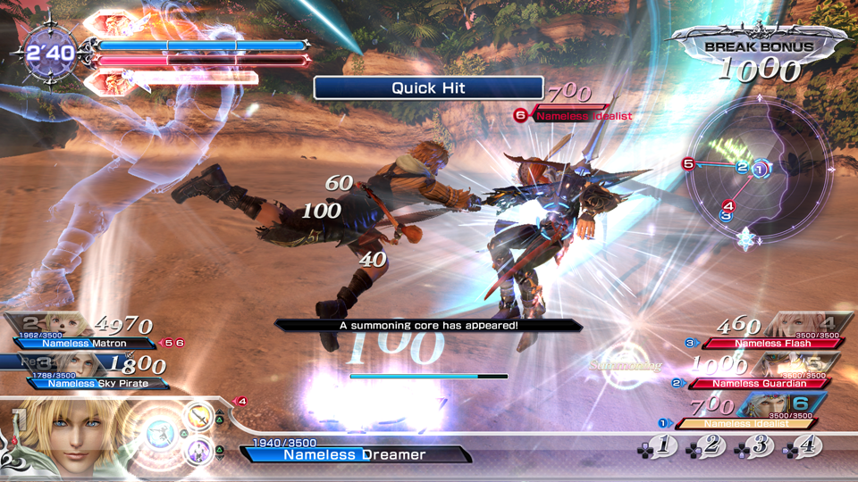 Final Fantasy fighting game Dissidia coming to PS4 - Polygon