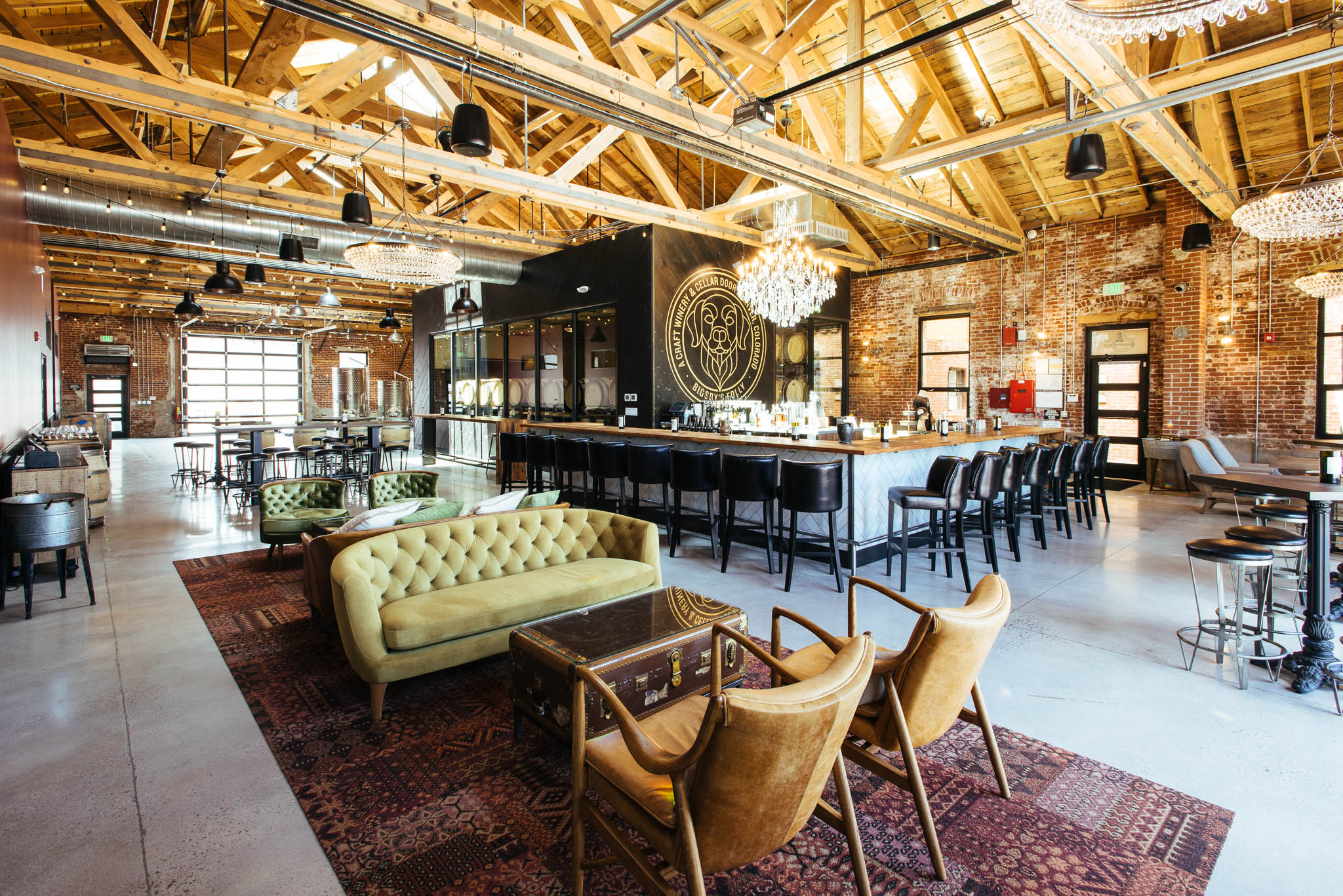 Look Inside Bigsby S Folly Rino S Newest Urban Winery