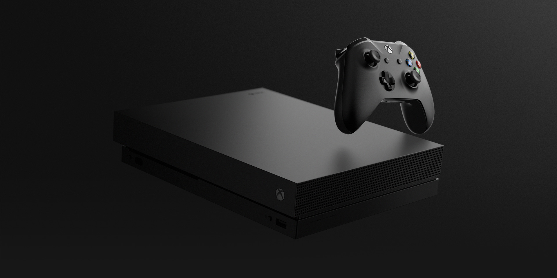 Xbox One X is Microsoft's next game console, arriving on November ...