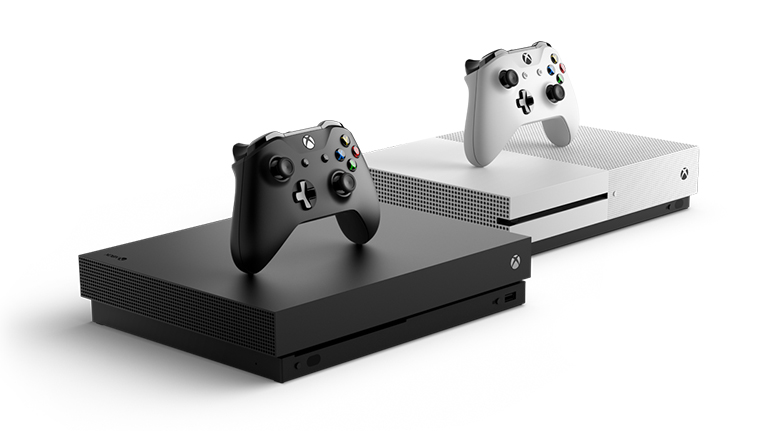 Xbox One X Is Microsoft S Next Game Console Arriving On November 7th For 499 The Verge