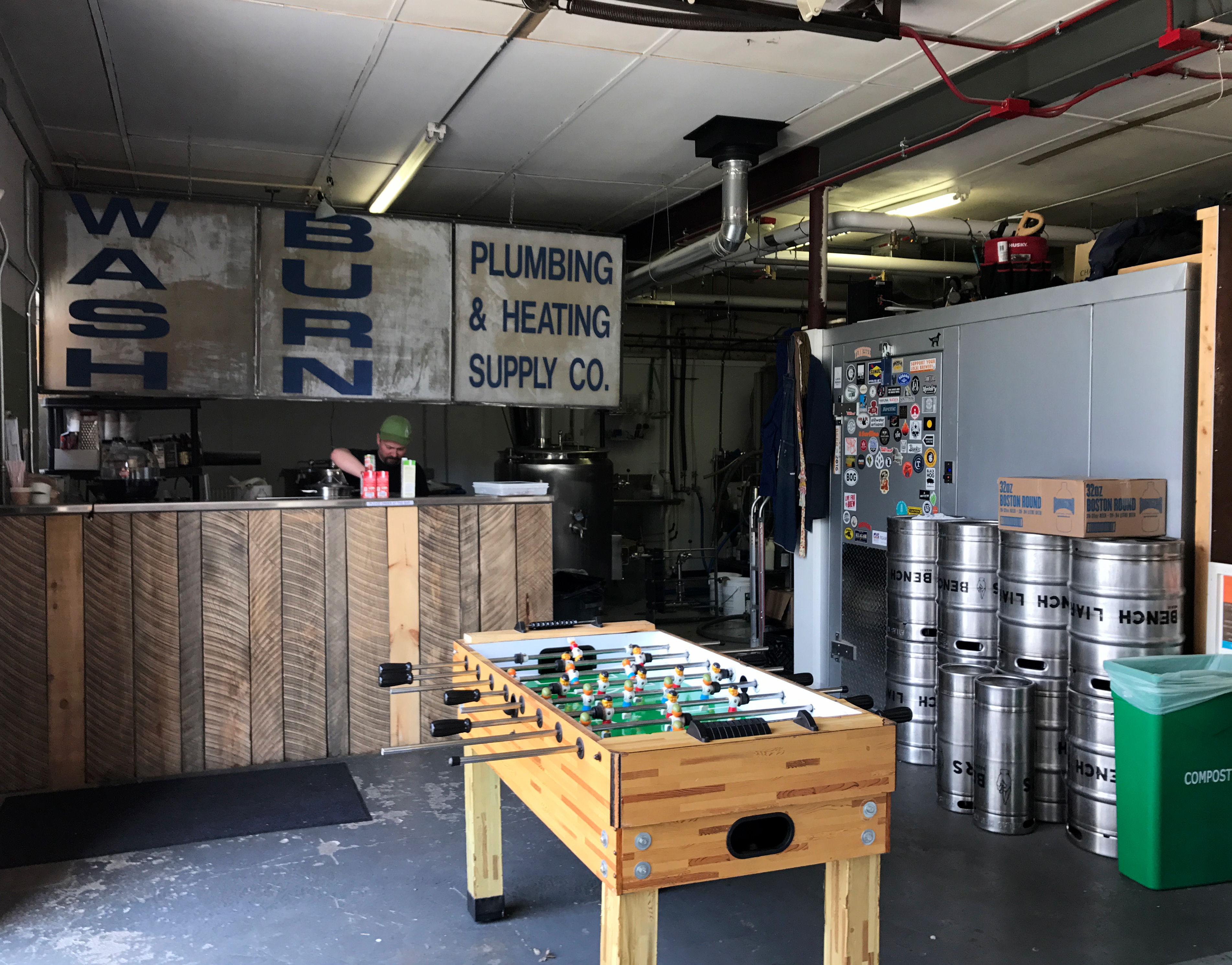 Where To Drink Beer In Portsmouth New Hampshire Eater Boston