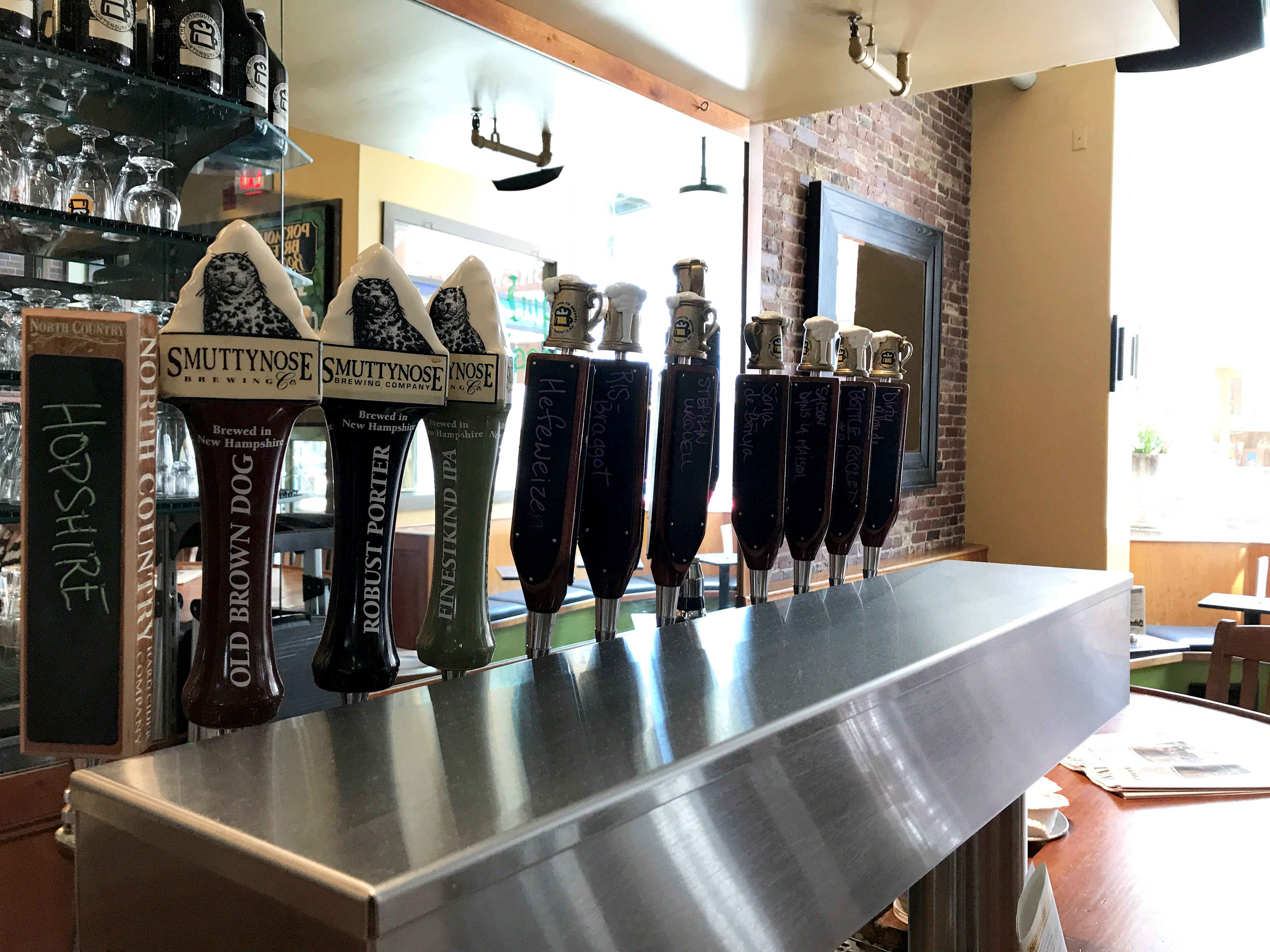 Portsmouth Brewery Alex Wilking For Eater