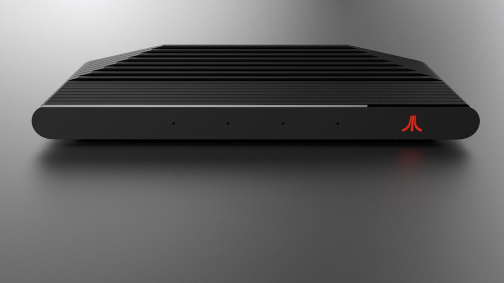 The First Look At The Ataribox, Atari's New Console