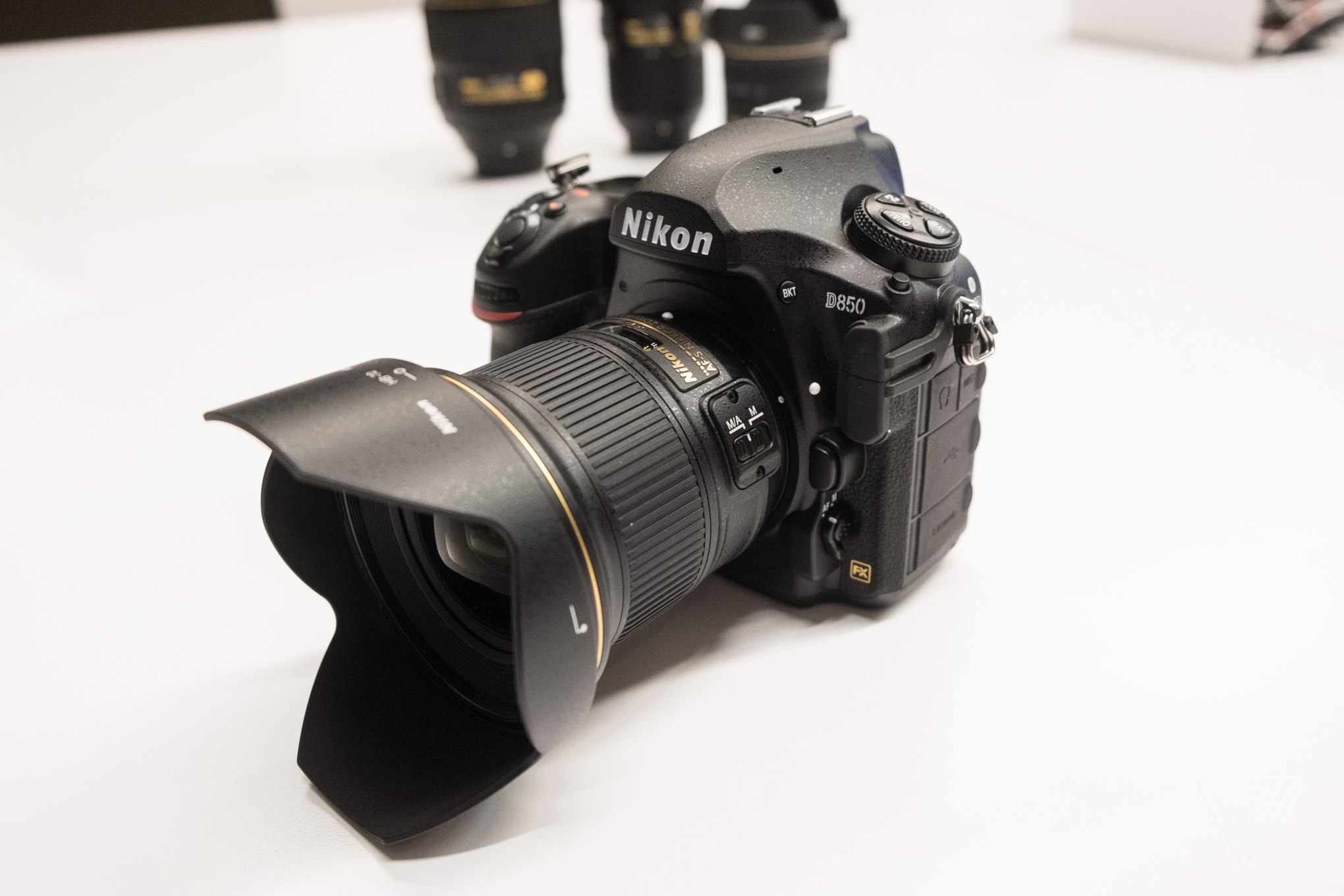 Nikon reveals D850 full-frame DSLR megapixel monster