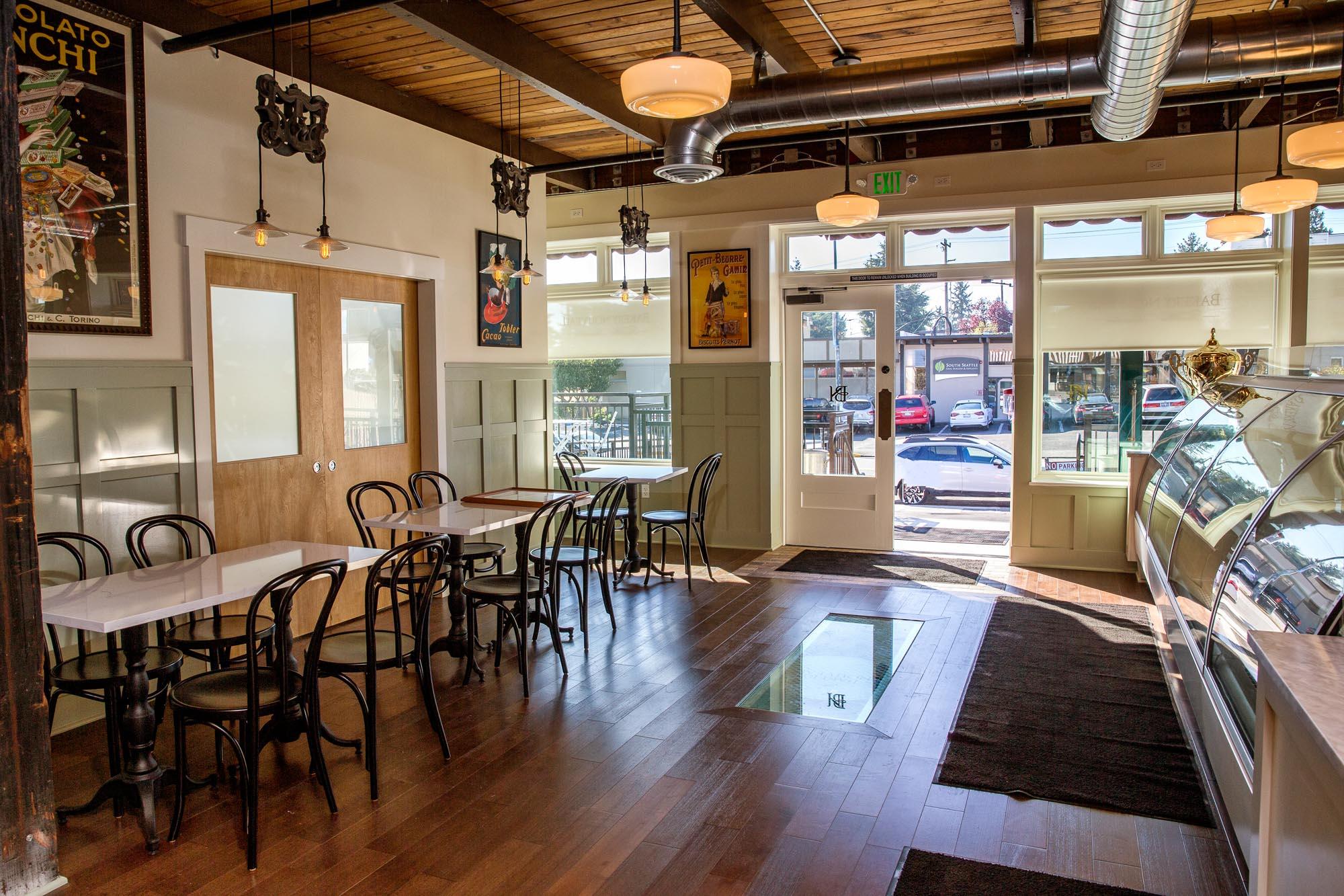 Cafe Nouveau Capitol Hill Seattle