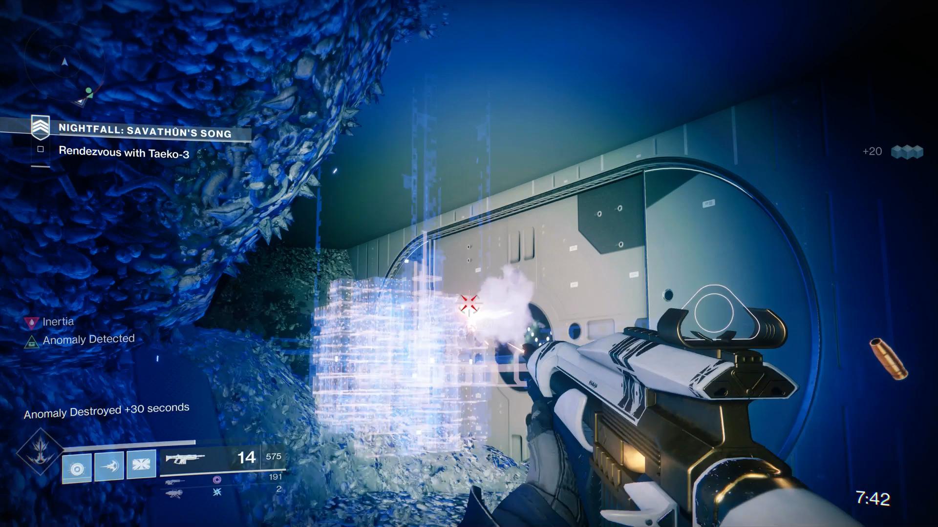 Destiny 2 guide: Savathun's Song Nightfall walkthrough
