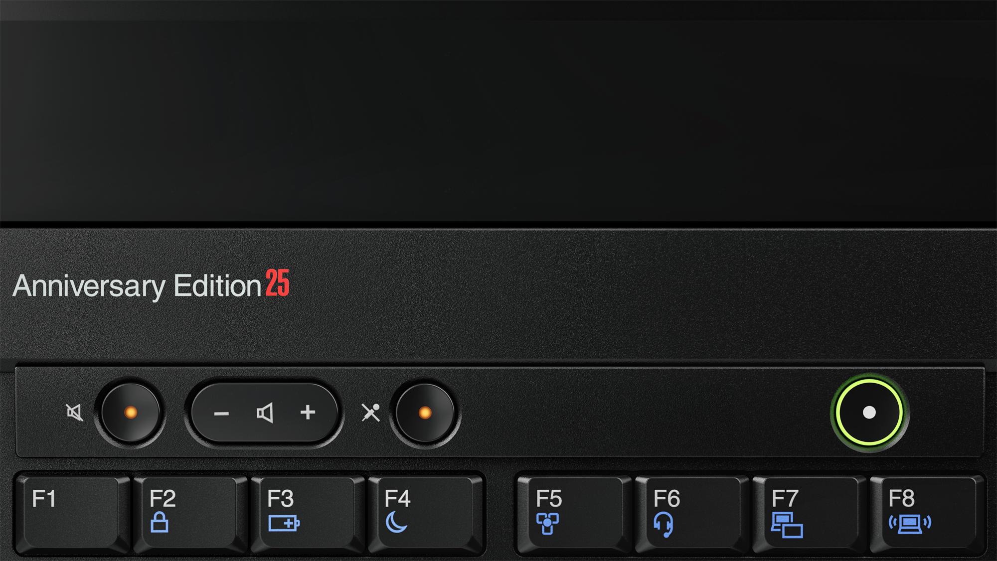 Lenovo unveils retro ThinkPad for 25th anniversary - The Verge