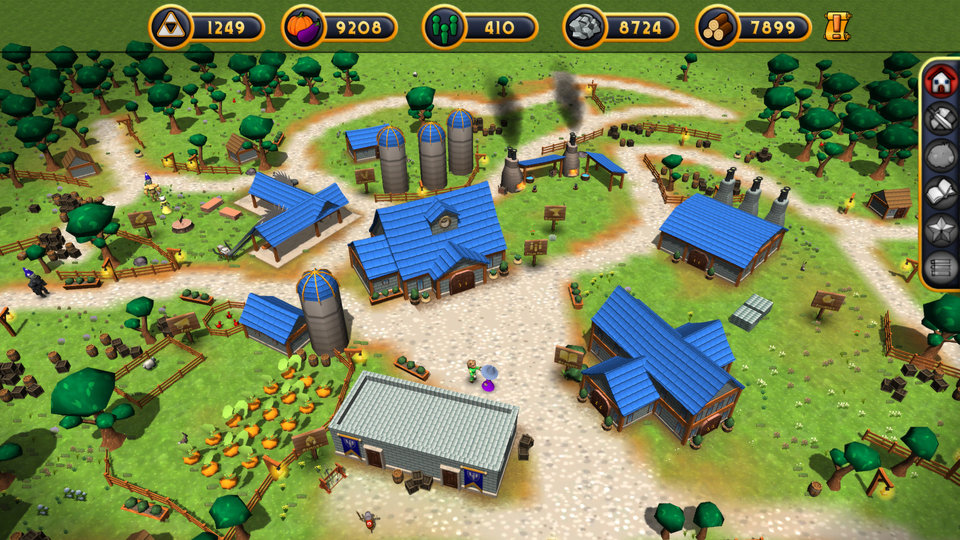 ReignMaker a political strategy game available for PC Mac Linux via Steam