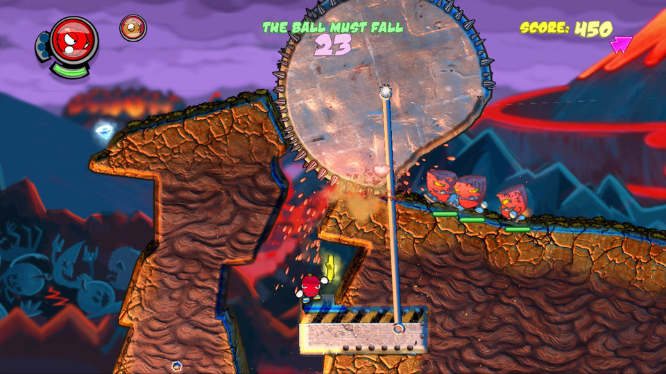Organic Panic enters Early Access for Windows PC Mac Linux