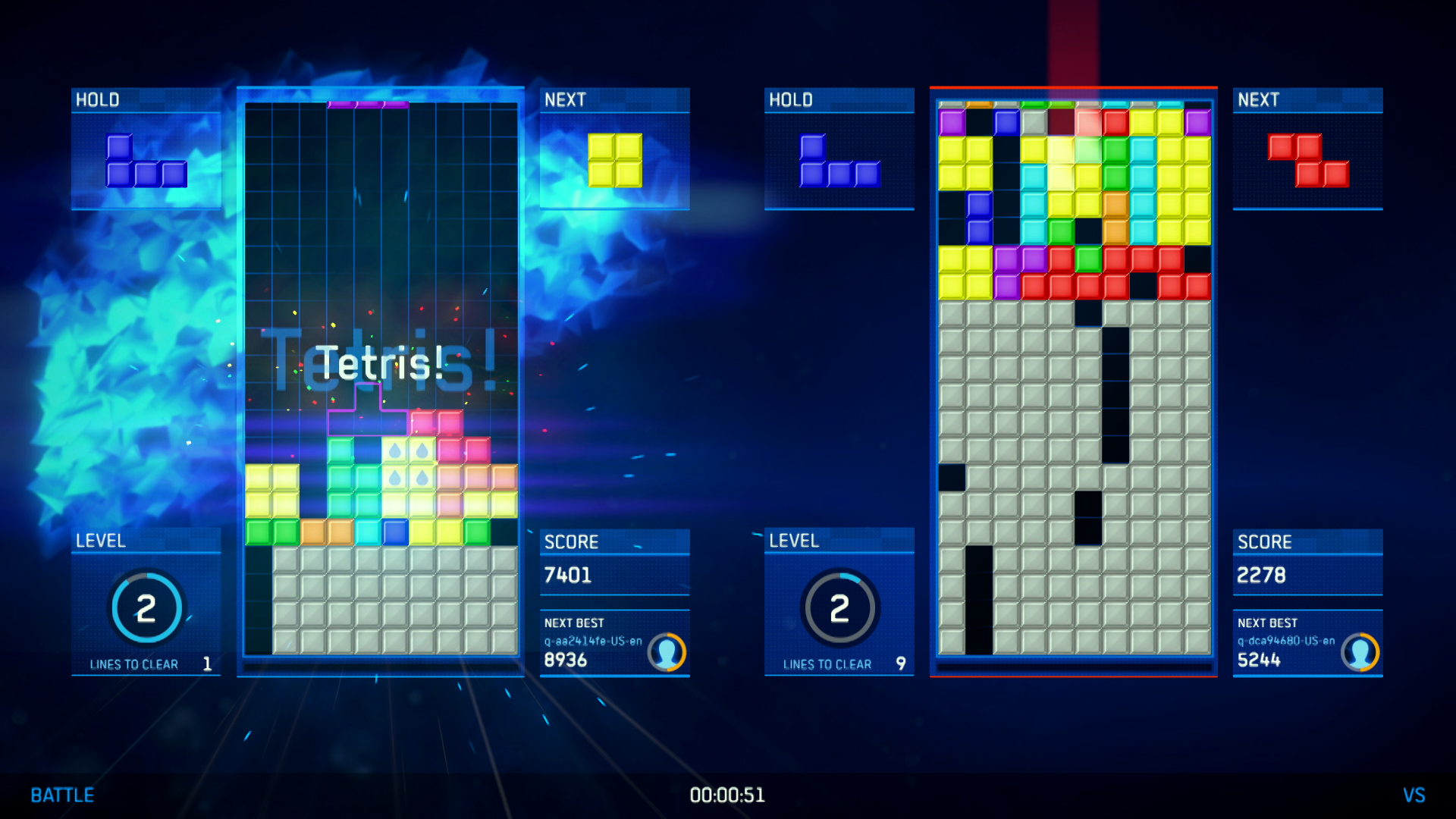 Tetris Ultimate   Polygon E3 2014