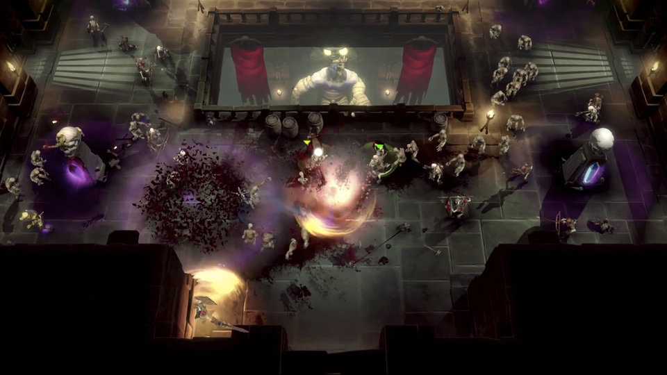 Gauntlet reboot keeps you playing on PC and Linux