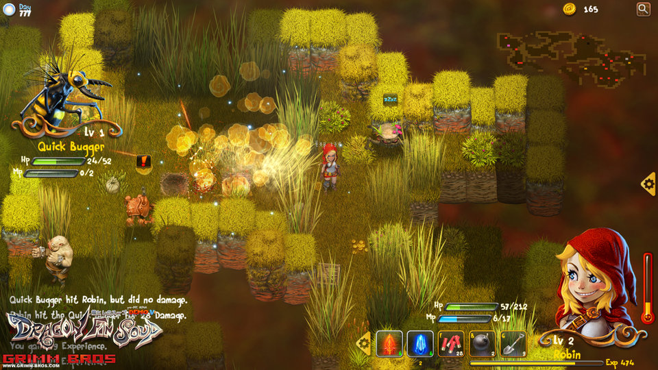 Dragon Fin Soup roguelike JRPG adds another game mode