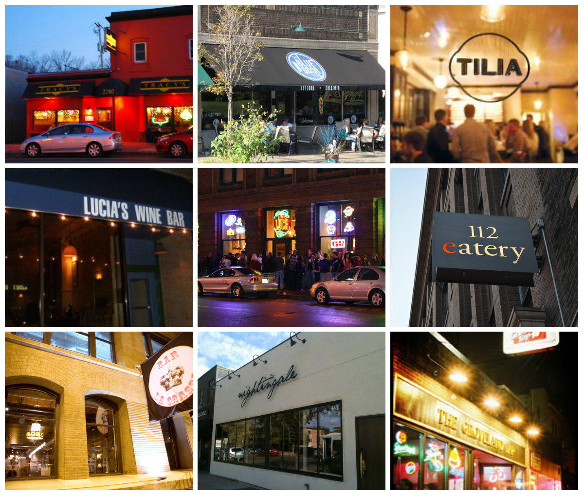 Readers vote 10 twin cities 39 best late night dining for Late night restaurants