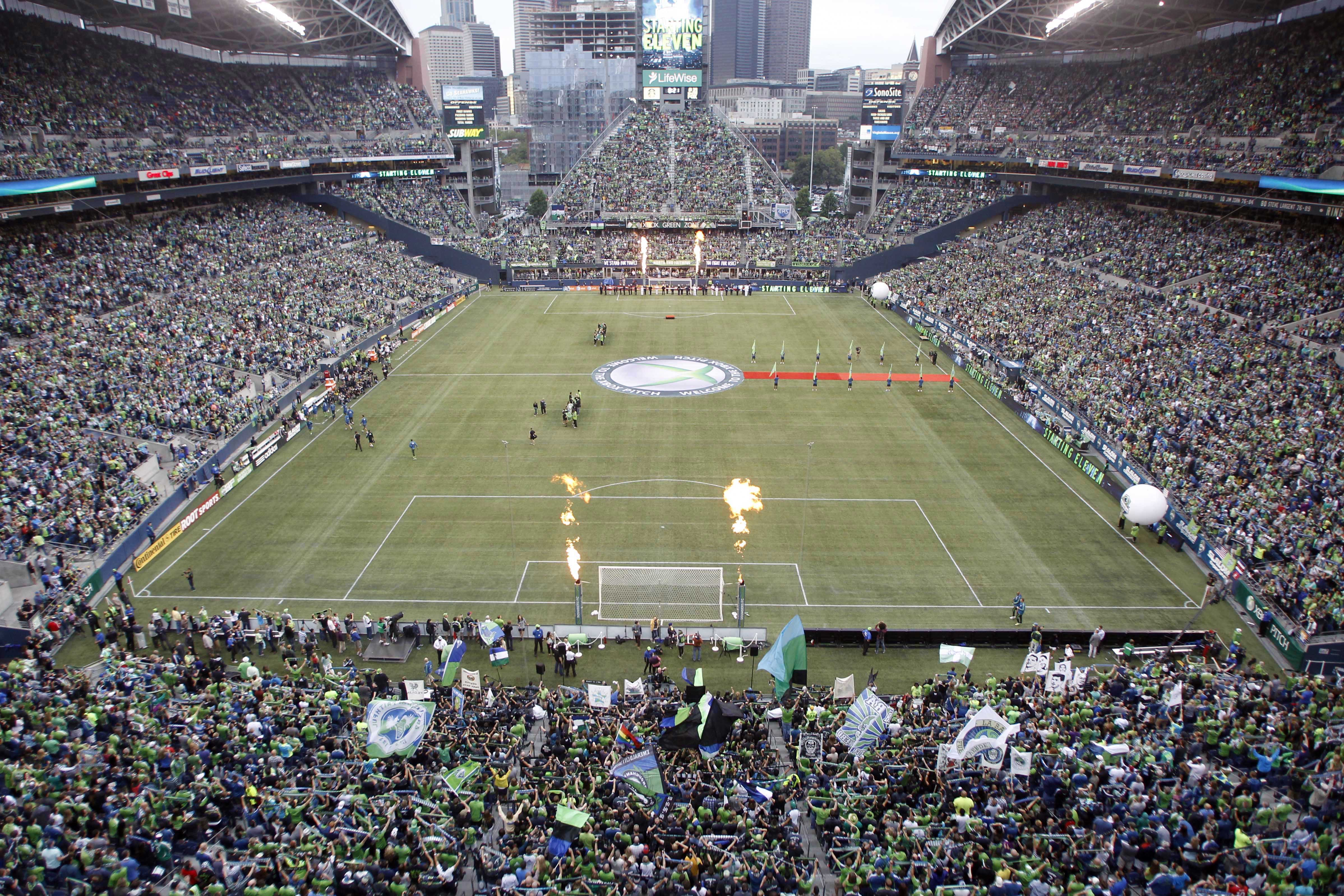 The conference finals are an MLS dream come true