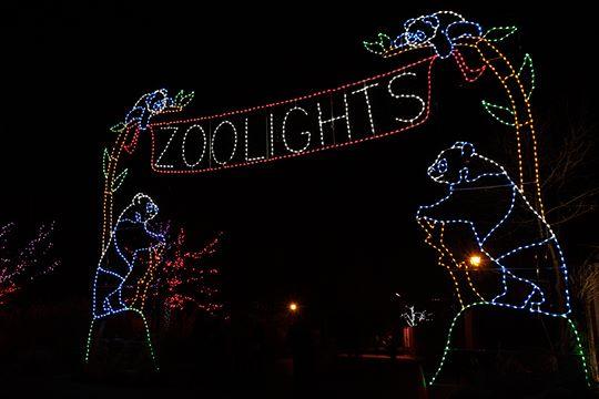 Resultado de imagen para zoolights washington dc