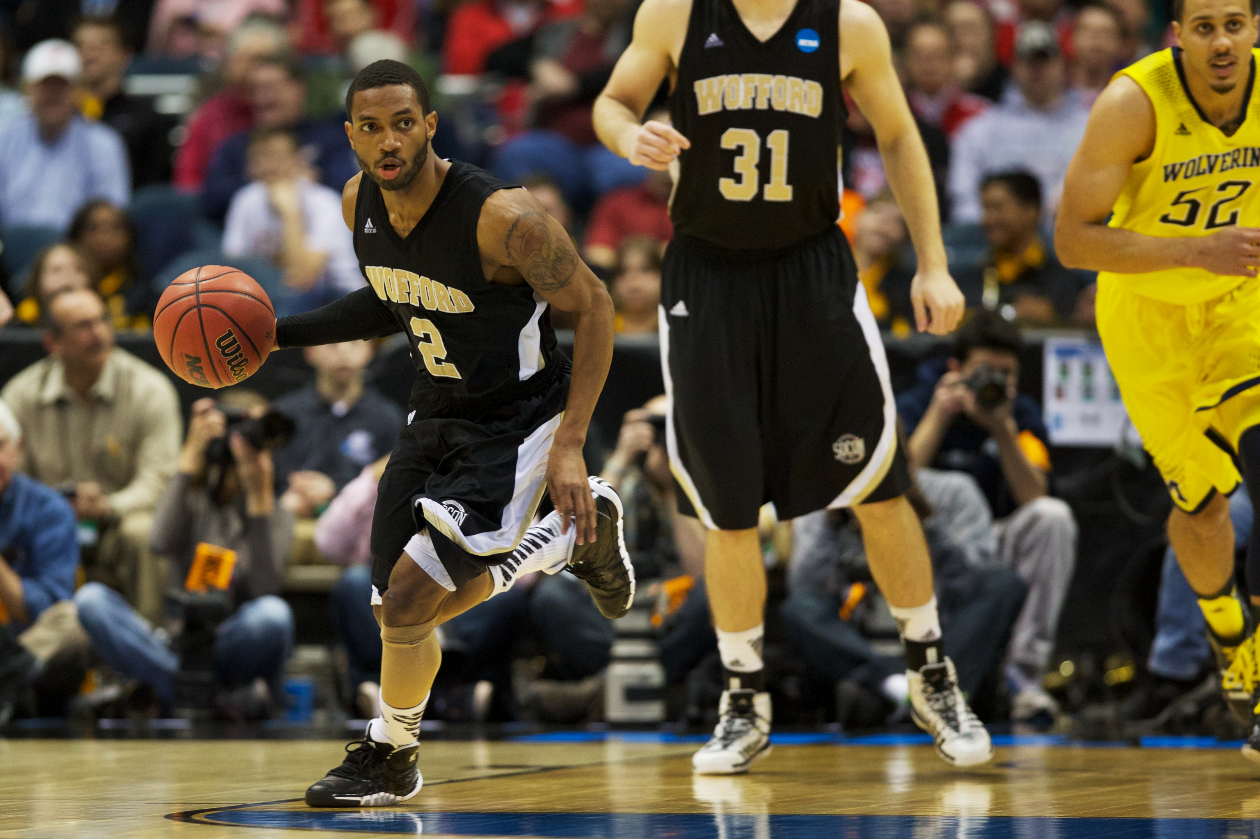 wofford basketball