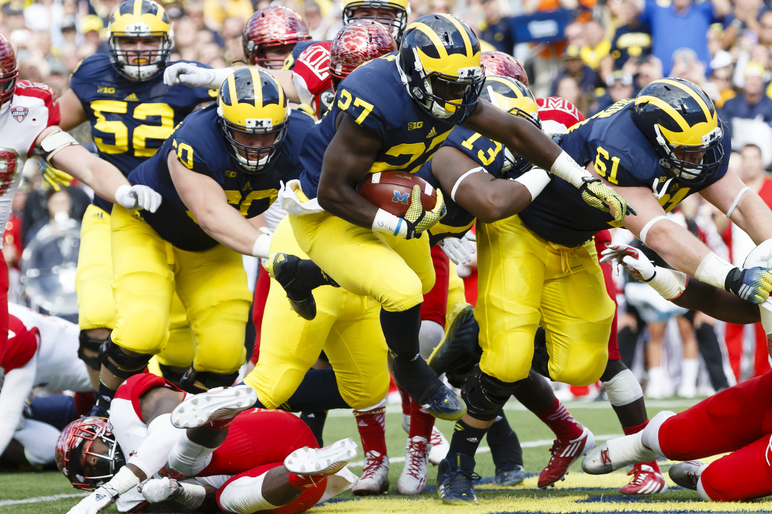 Jim Harbaugh's almost a sure thing, but Michigan's 2015 could go 2 ways