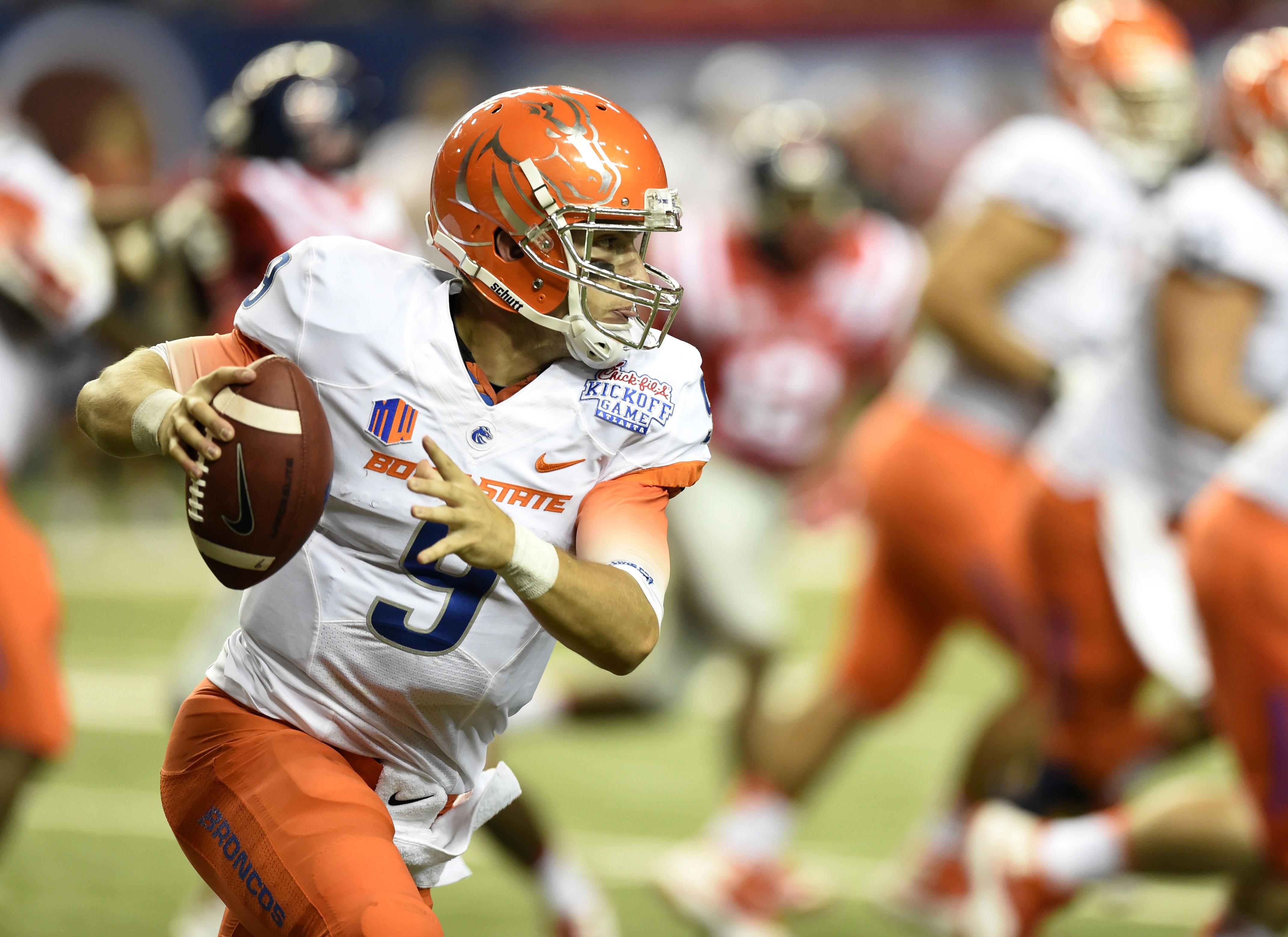 Rate That Uniform Boise State Broncos Football Vanquish The Foe