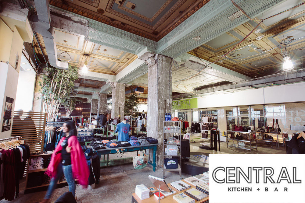 Central Kitchen And Bar  Woodward Ave A