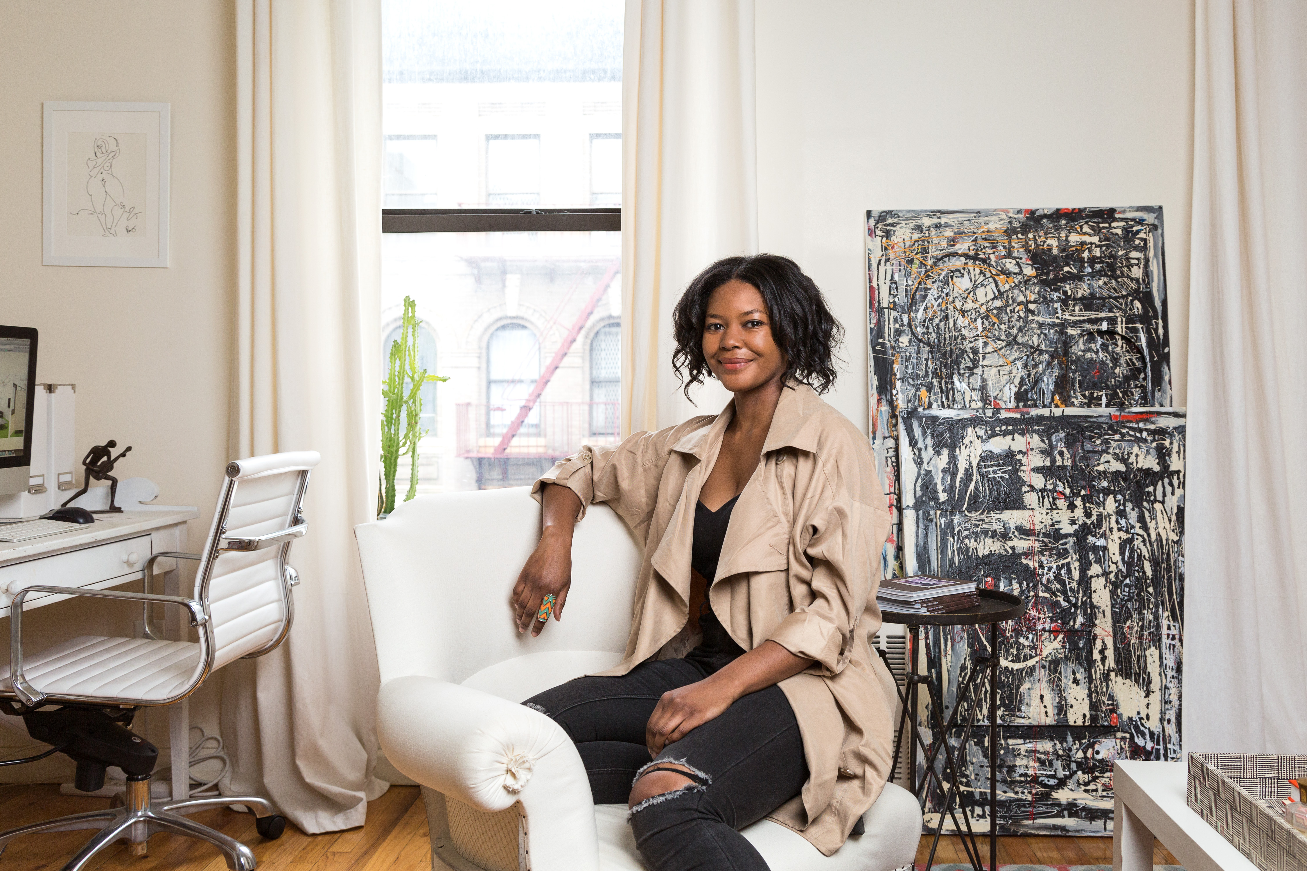 New york city curbed for Young interior designers nyc