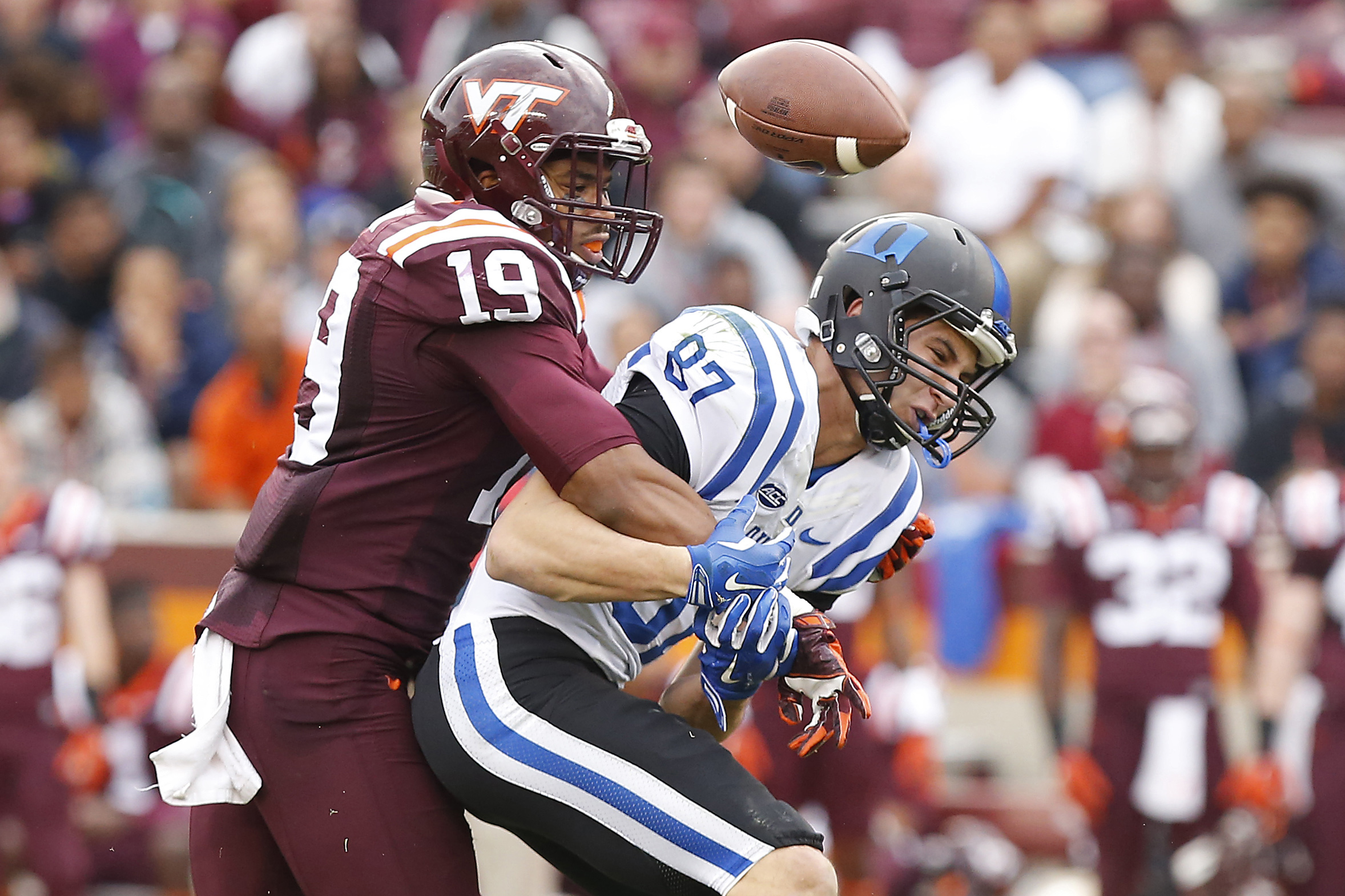 virginia tech football has reasonable expectations and a hell of a  the short version