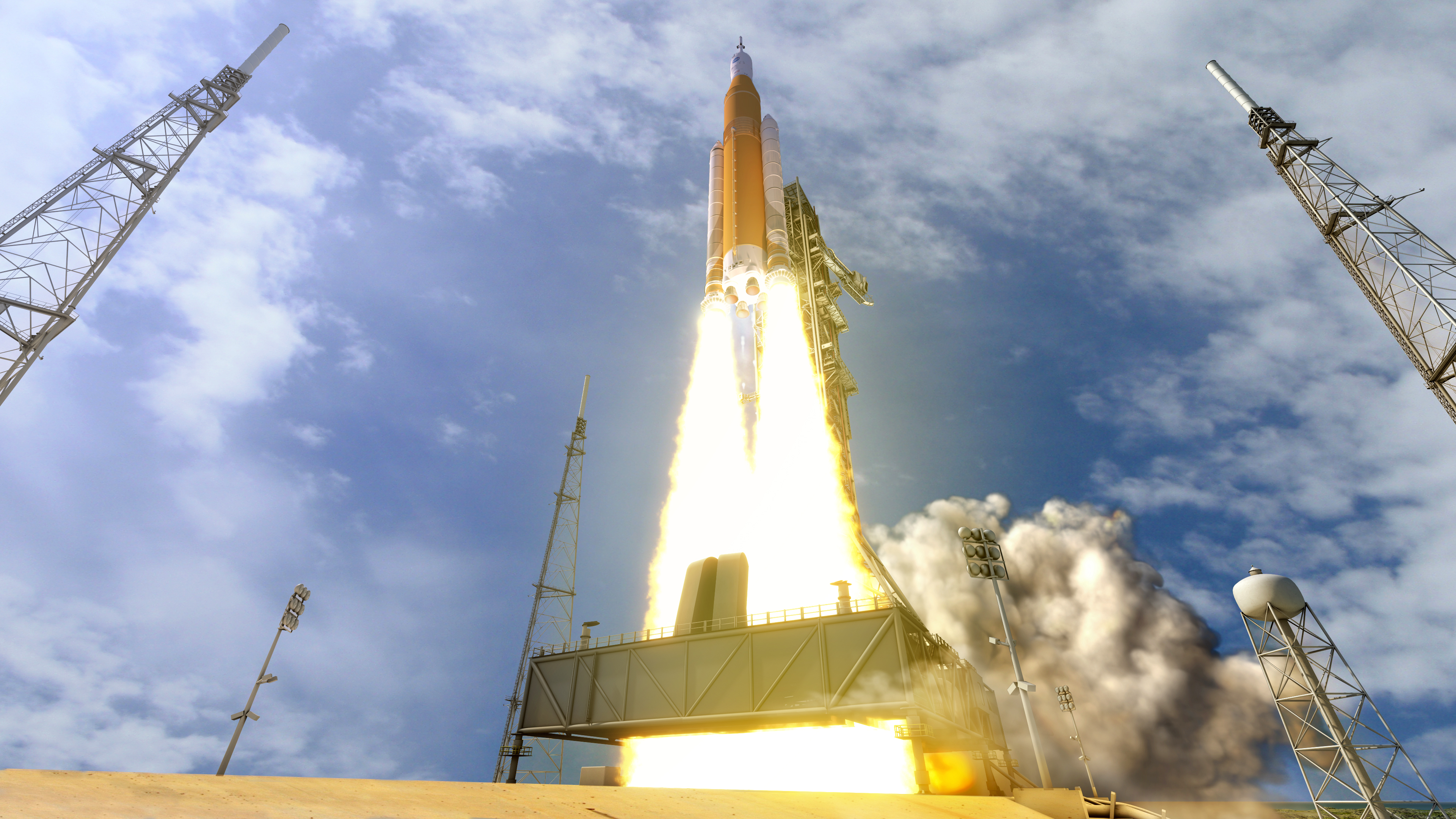 sls new space shuttle - photo #18