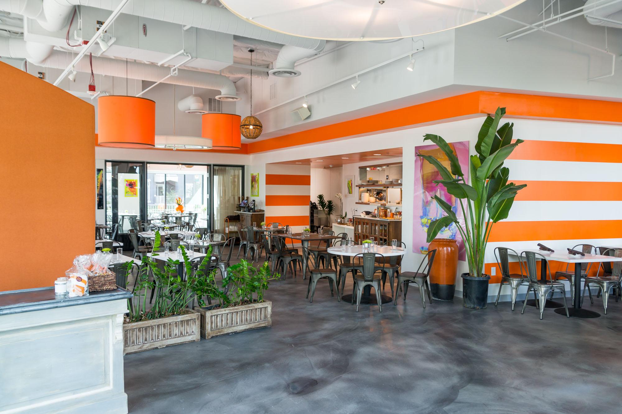 Thai Restaurant Commercial Center Las Vegas