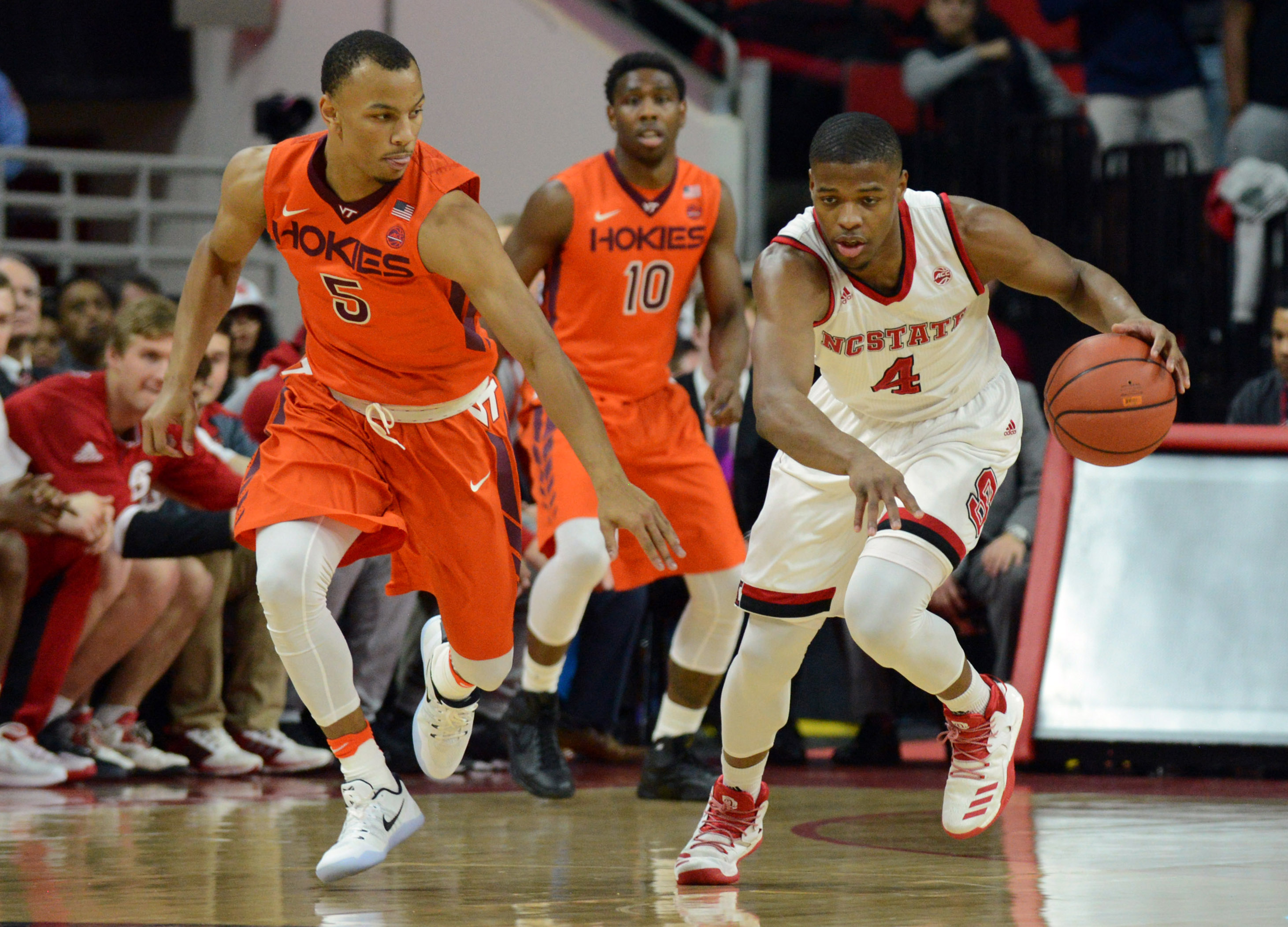 NC State starting to play to its potential