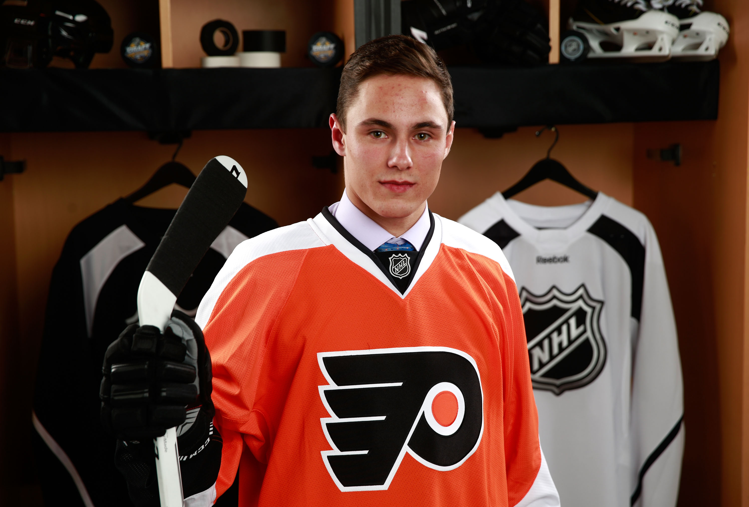 QMJHL: Flyers Prospect German Rubtsov Leaves Russia, Will Play In CHL League