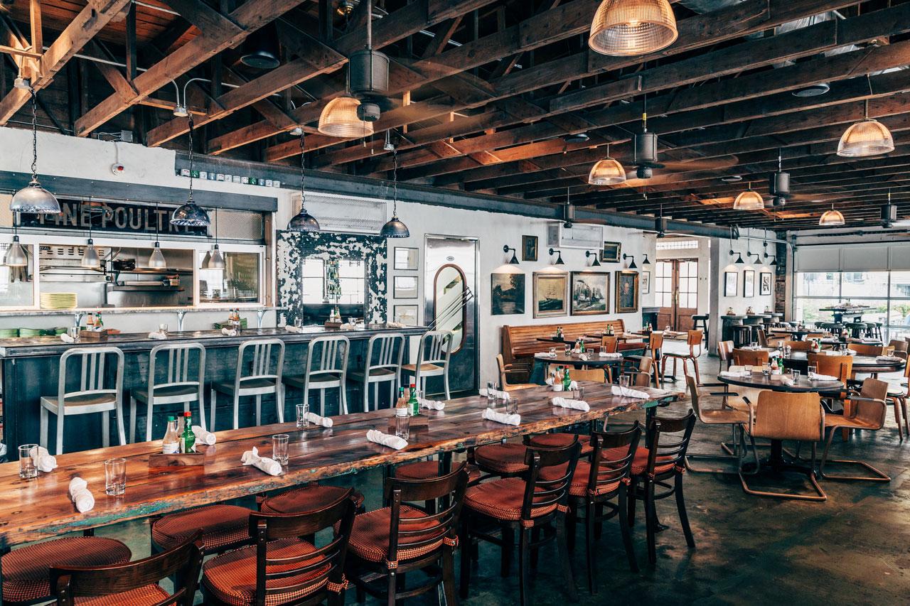 Greek restaurant stella s officially open eater charleston for Stellas fish cafe menu